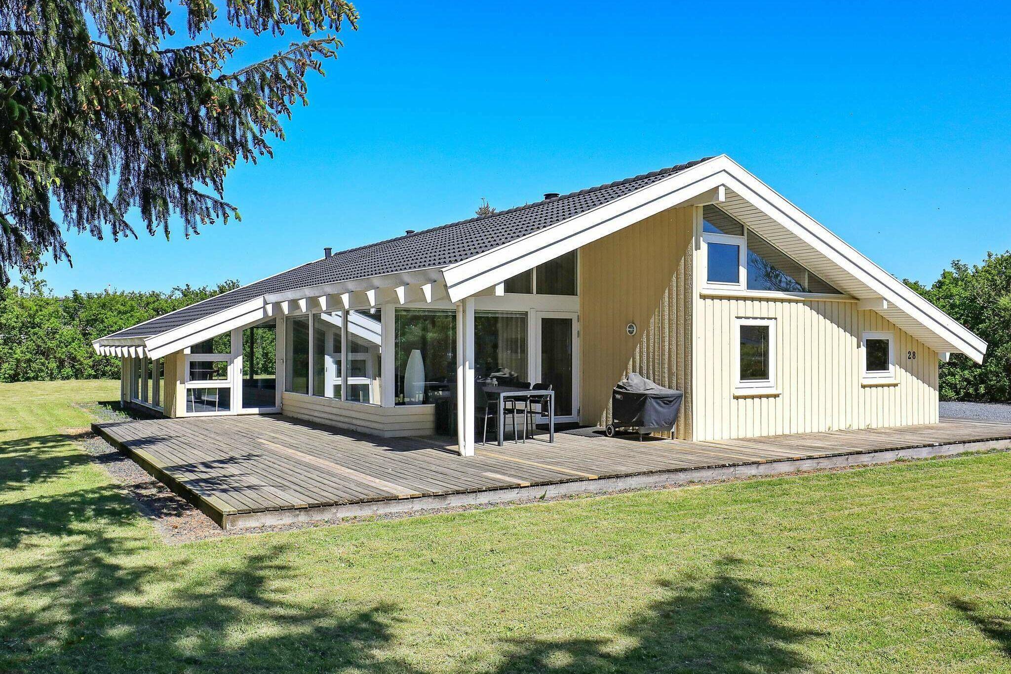 Sommerhus til 10 personer ved Hjørring