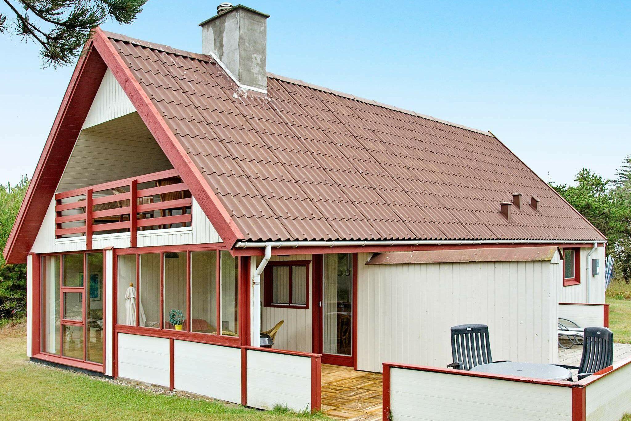 Sommerhus til 7 personer ved Ulfborg
