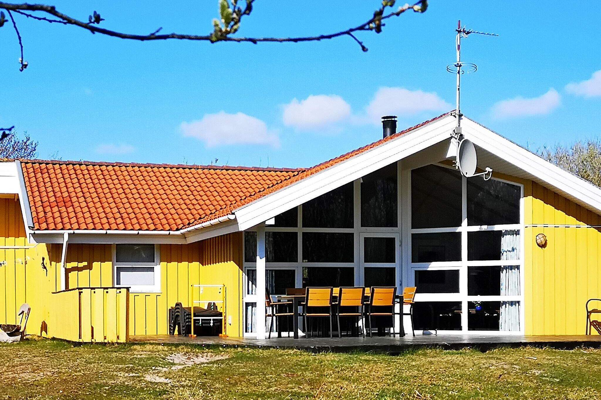 Sommerhus til 10 personer ved Fanø