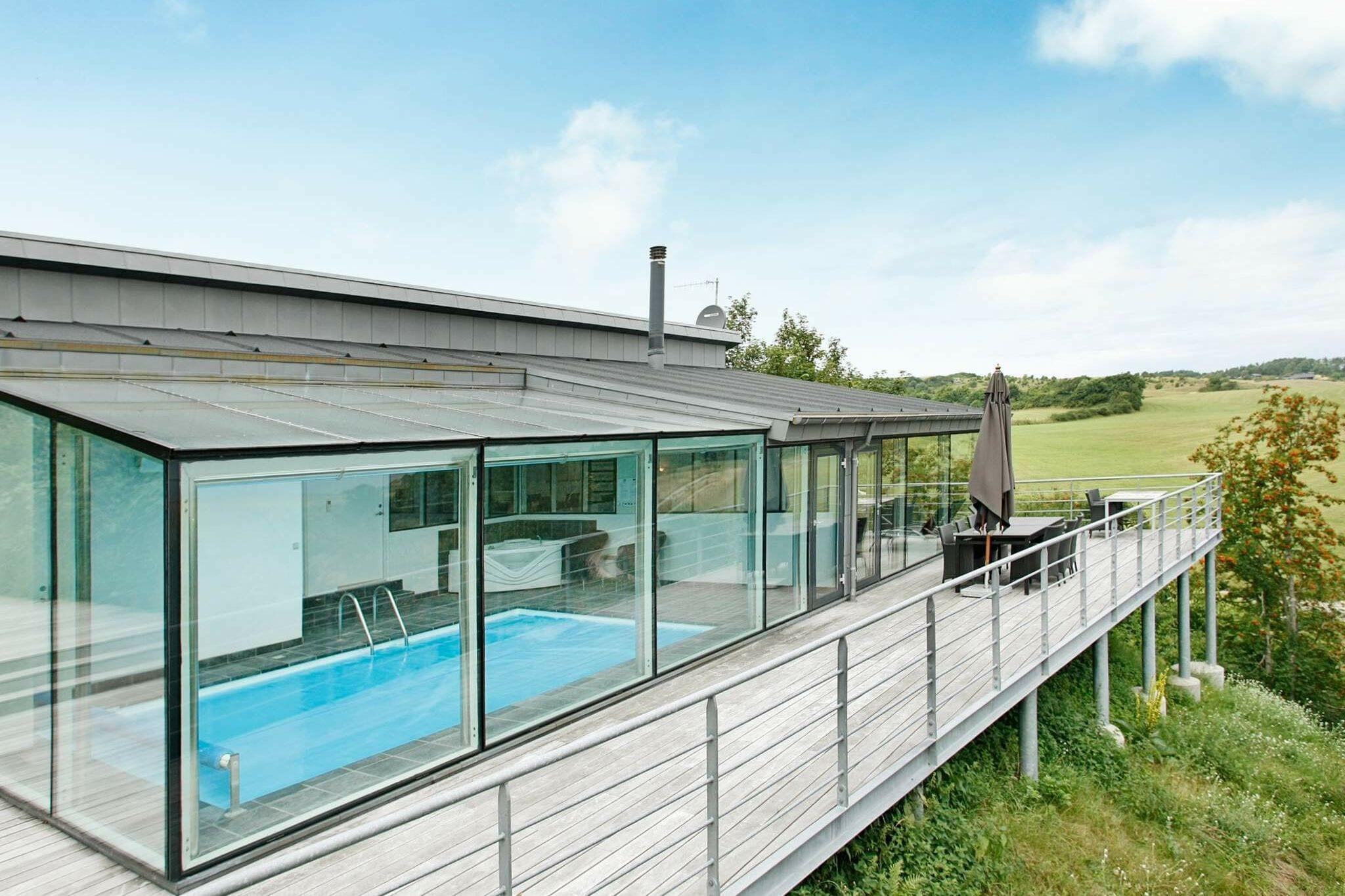 Sommerhus til 10 personer ved Knebel