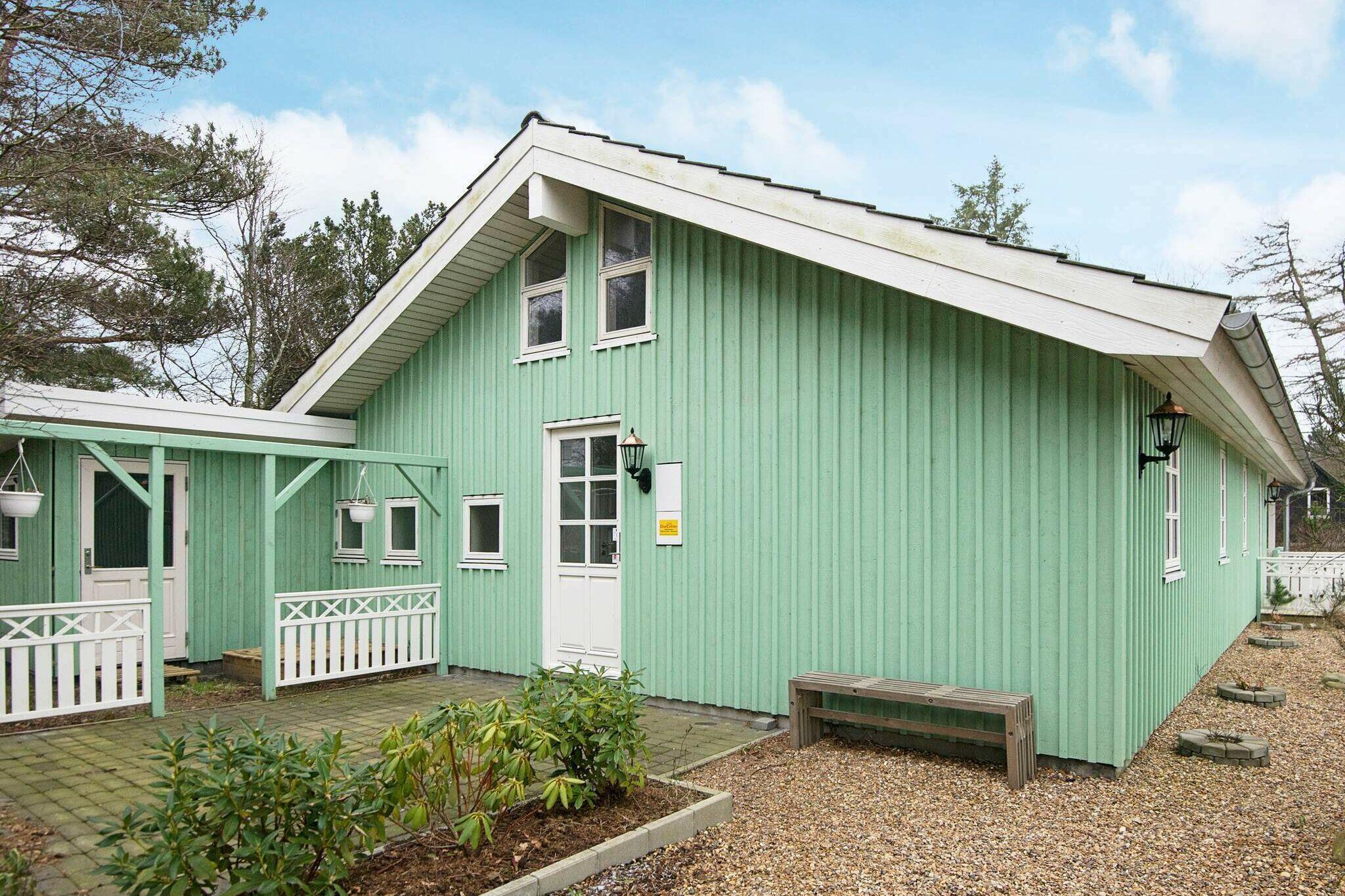 Sommerhus til 8 personer ved Hemmet