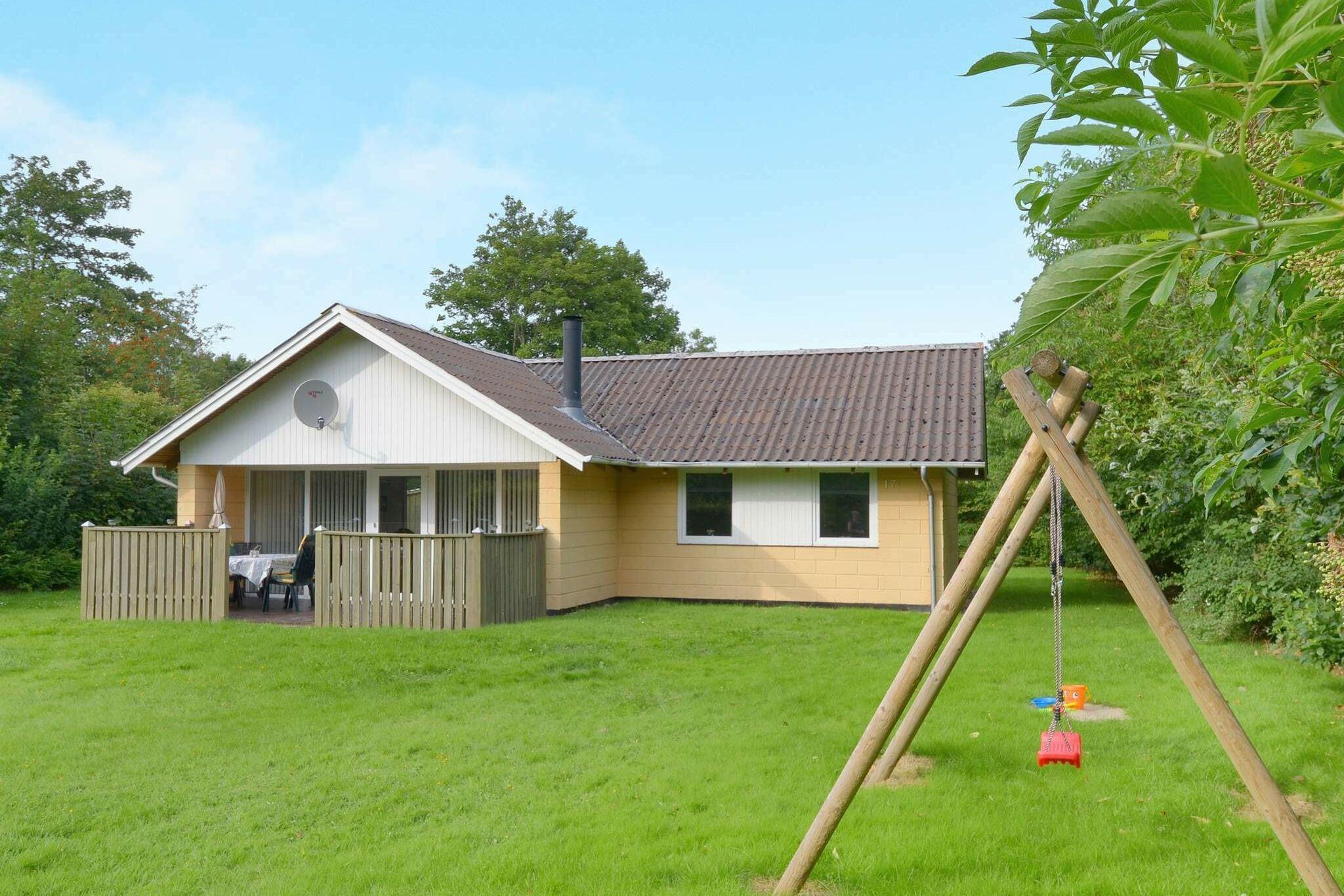 Sommerhus til 6 personer ved Hemmet