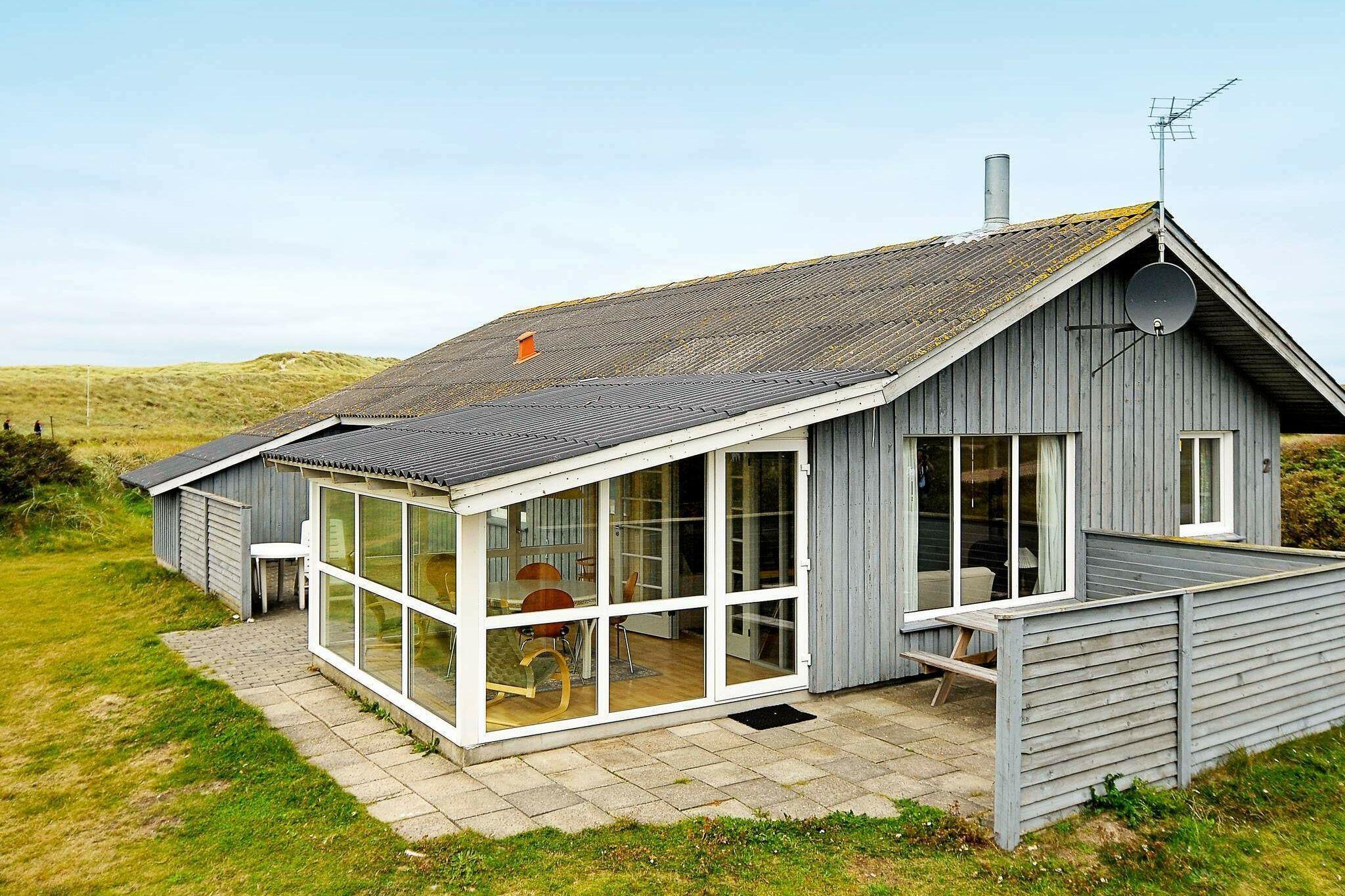 Sommerhus til 8 personer ved Harboøre