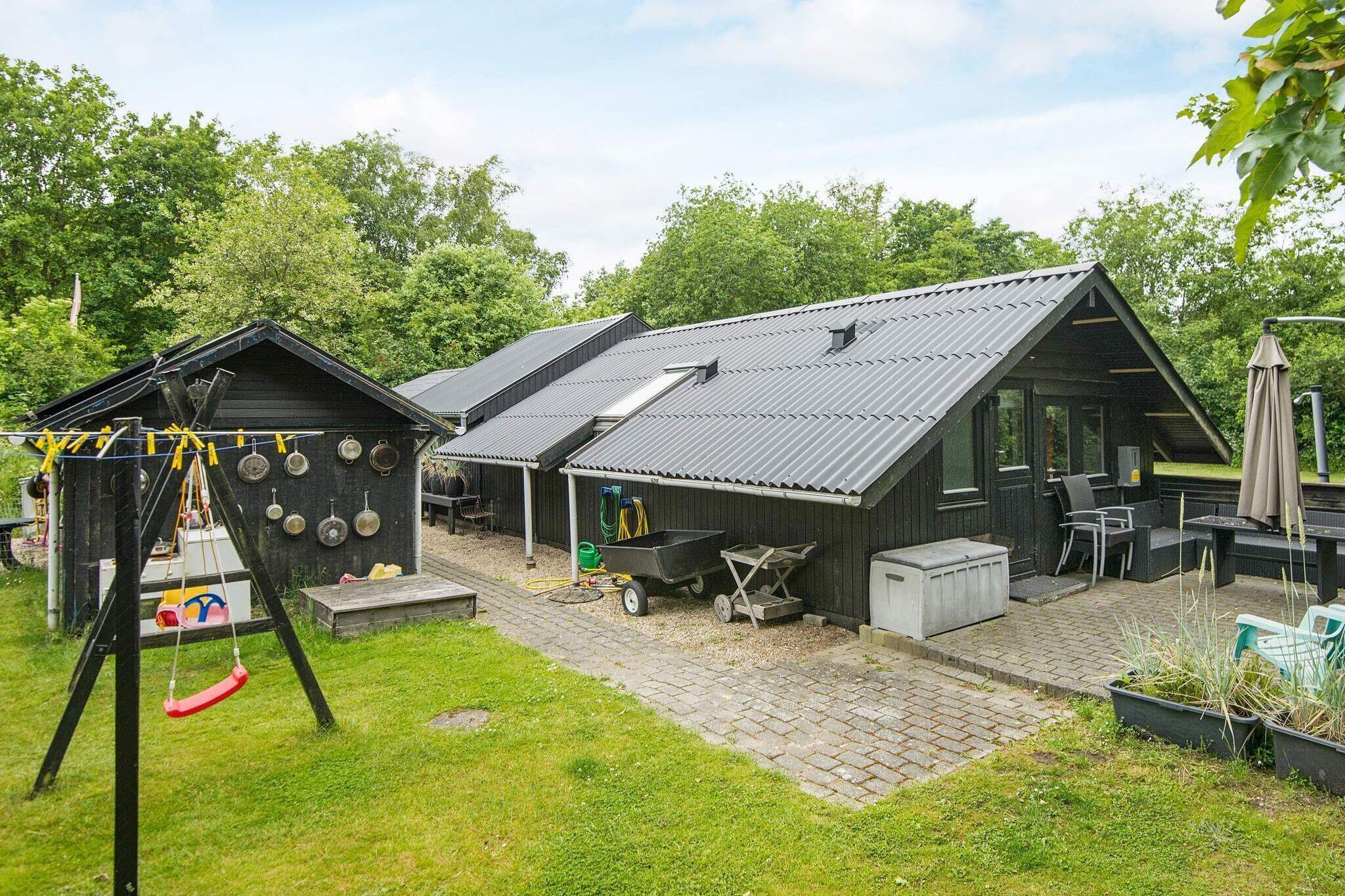 Sommerhus til 6 personer ved Oksbøl