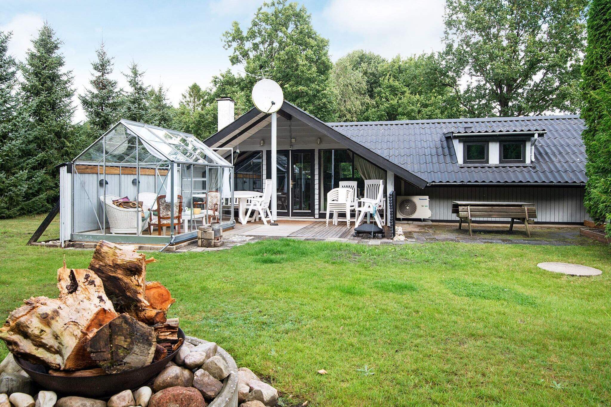 Sommerhus til 5 personer ved Ansager
