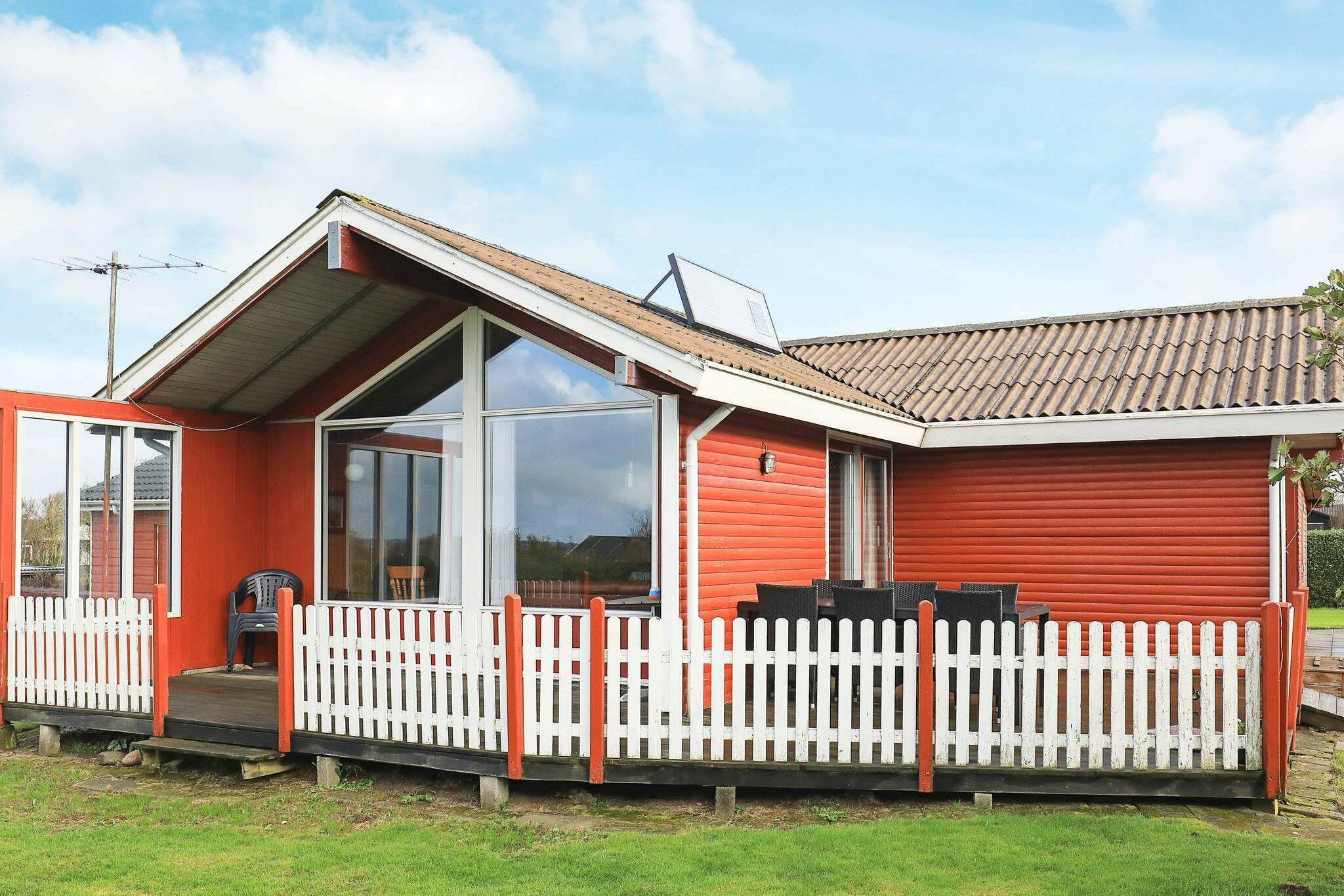 Sommerhus til 6 personer ved Vinderup