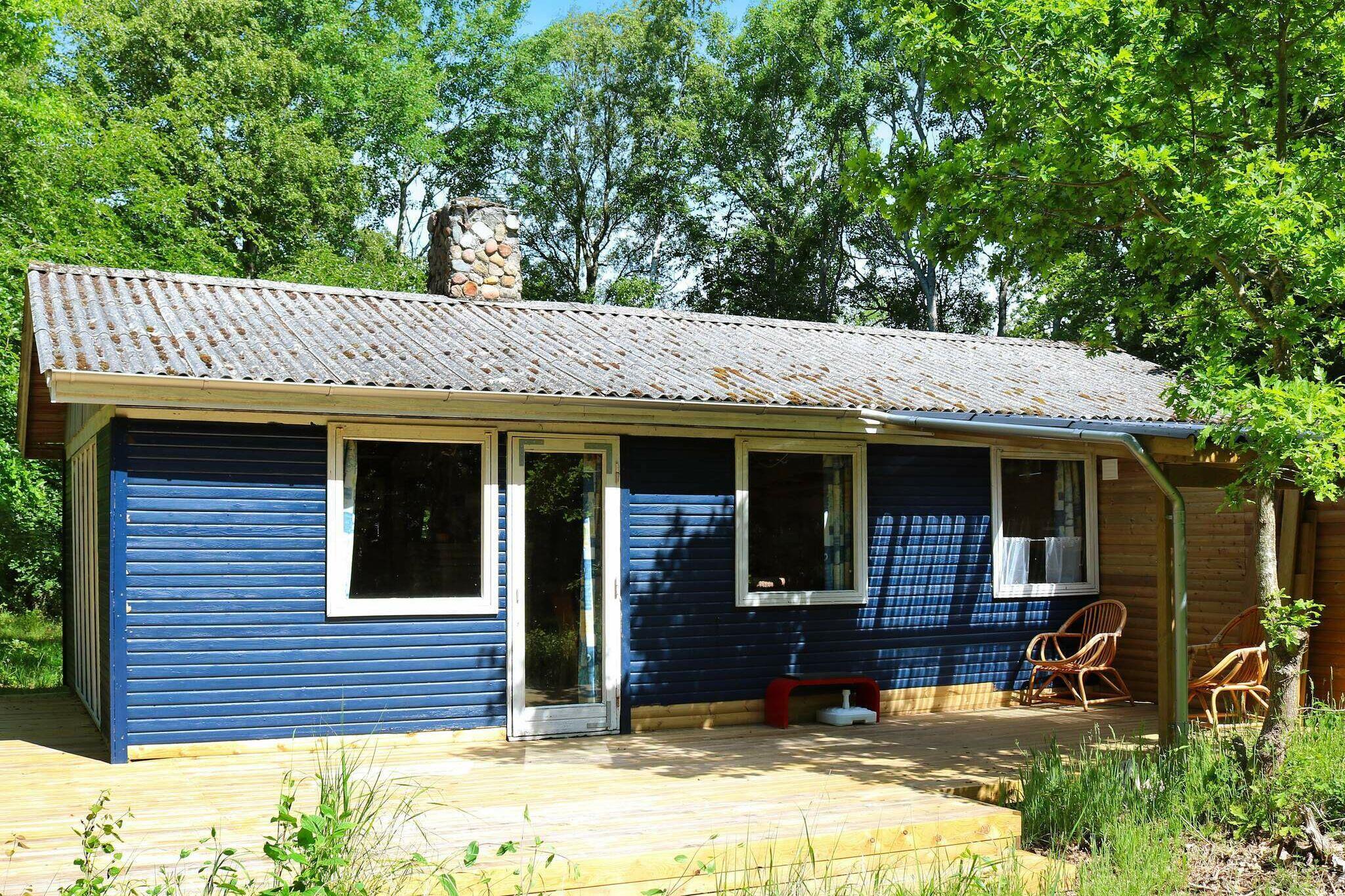 Sommerhus til 6 personer ved Hadsund