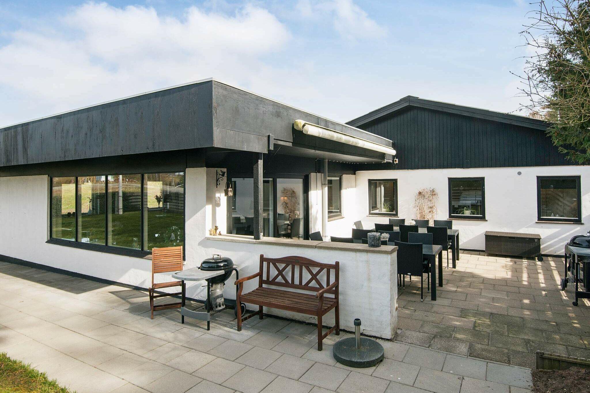 Sommerhus til 30 personer ved Ebeltoft