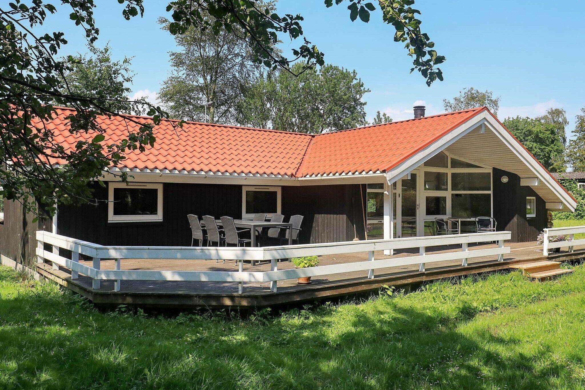 Sommerhus til 8 personer ved Martofte