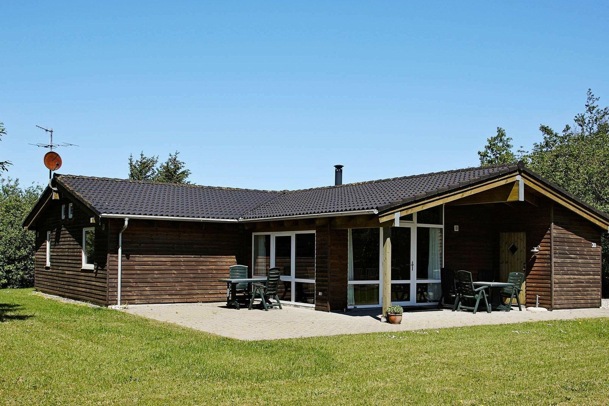 Sommerhus til 10 personer ved Fjerritslev