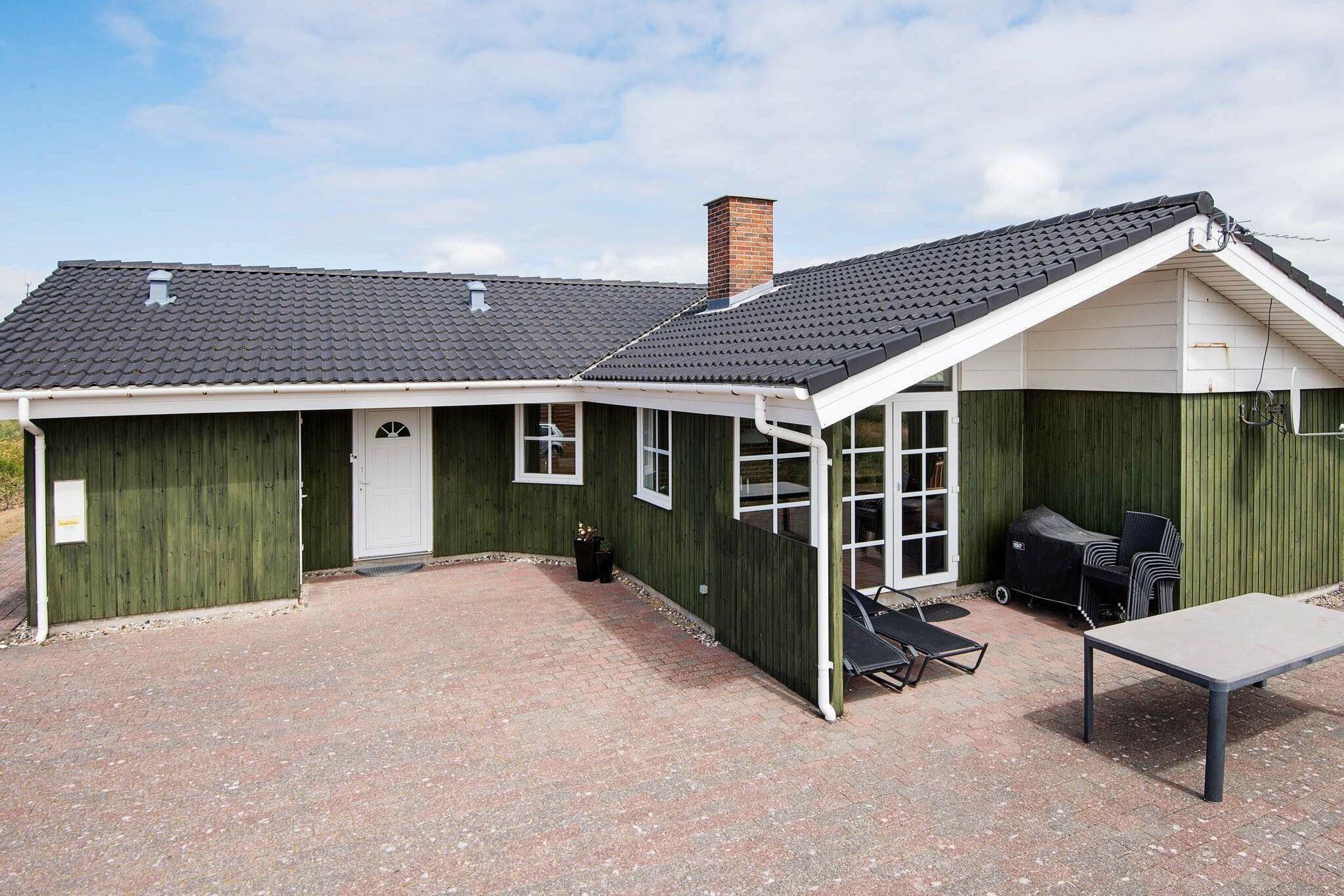 Sommerhus til 8 personer ved Rømø