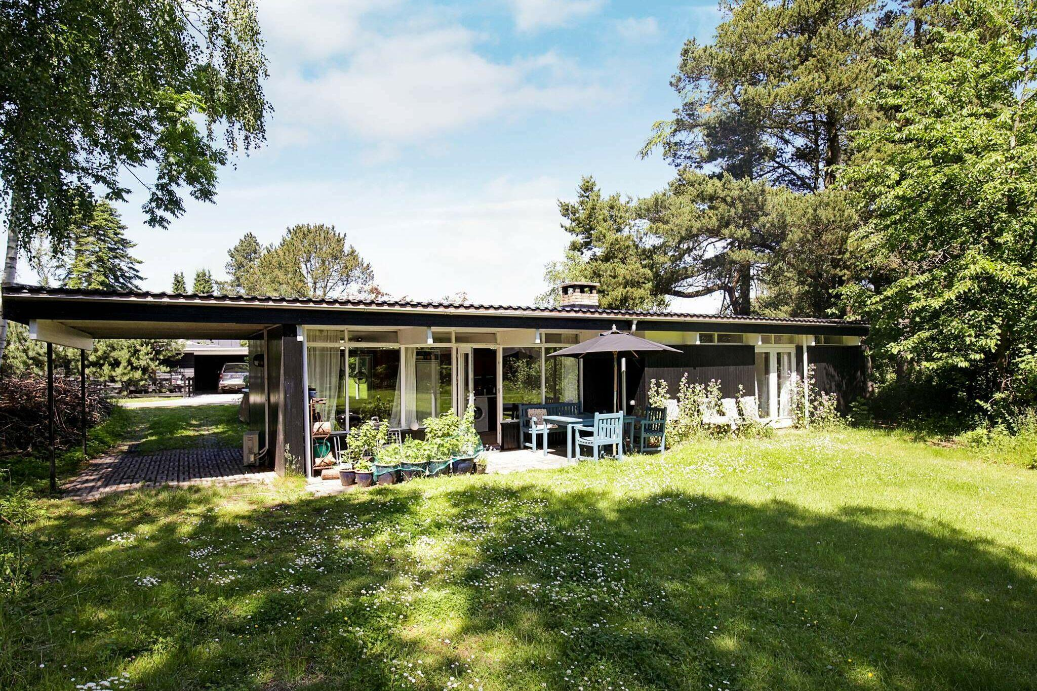 Sommerhus til 4 personer ved Hornbæk