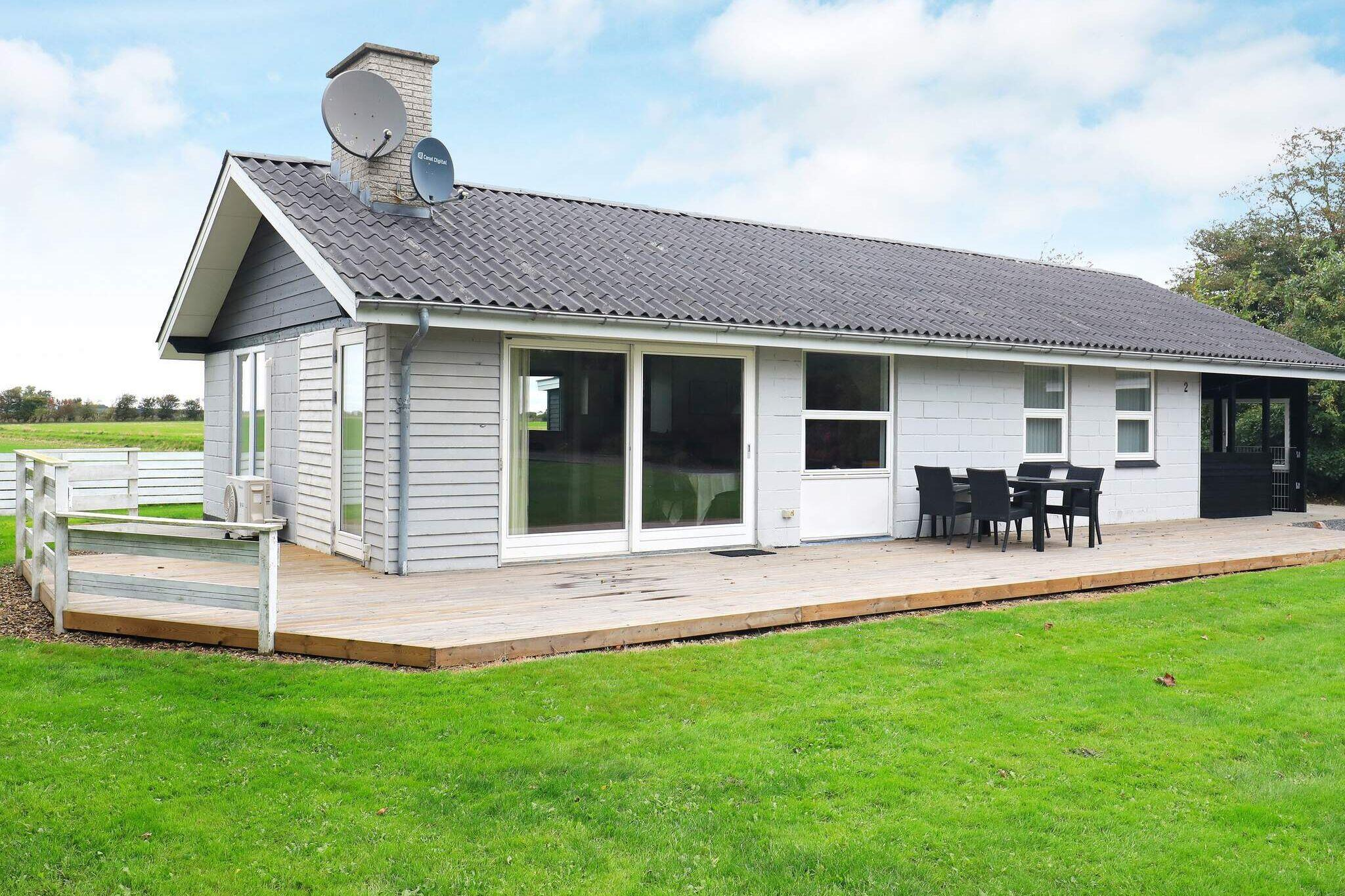 Sommerhus til 6 personer ved Spøttrup