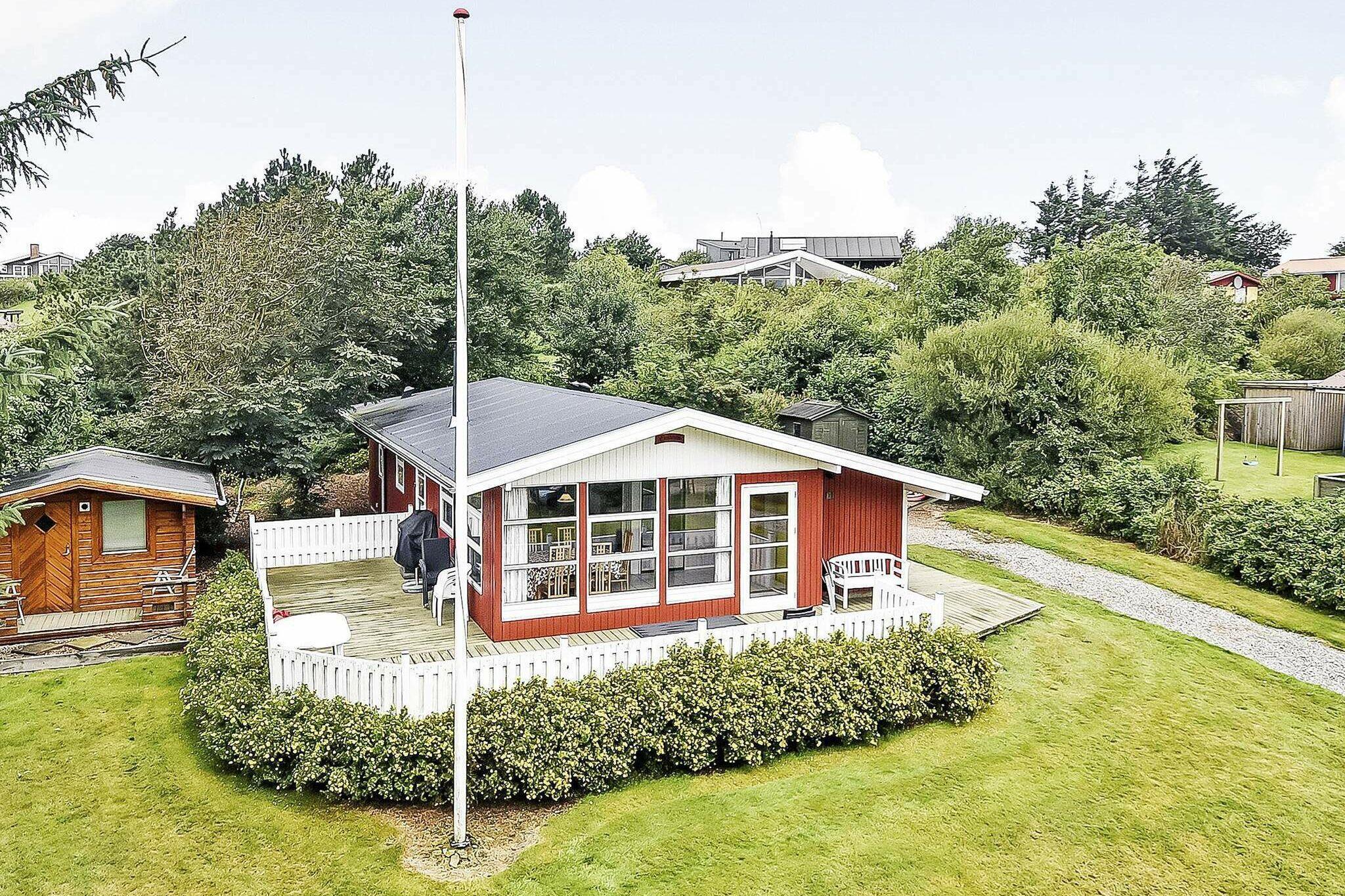 Sommerhus til 8 personer ved Struer