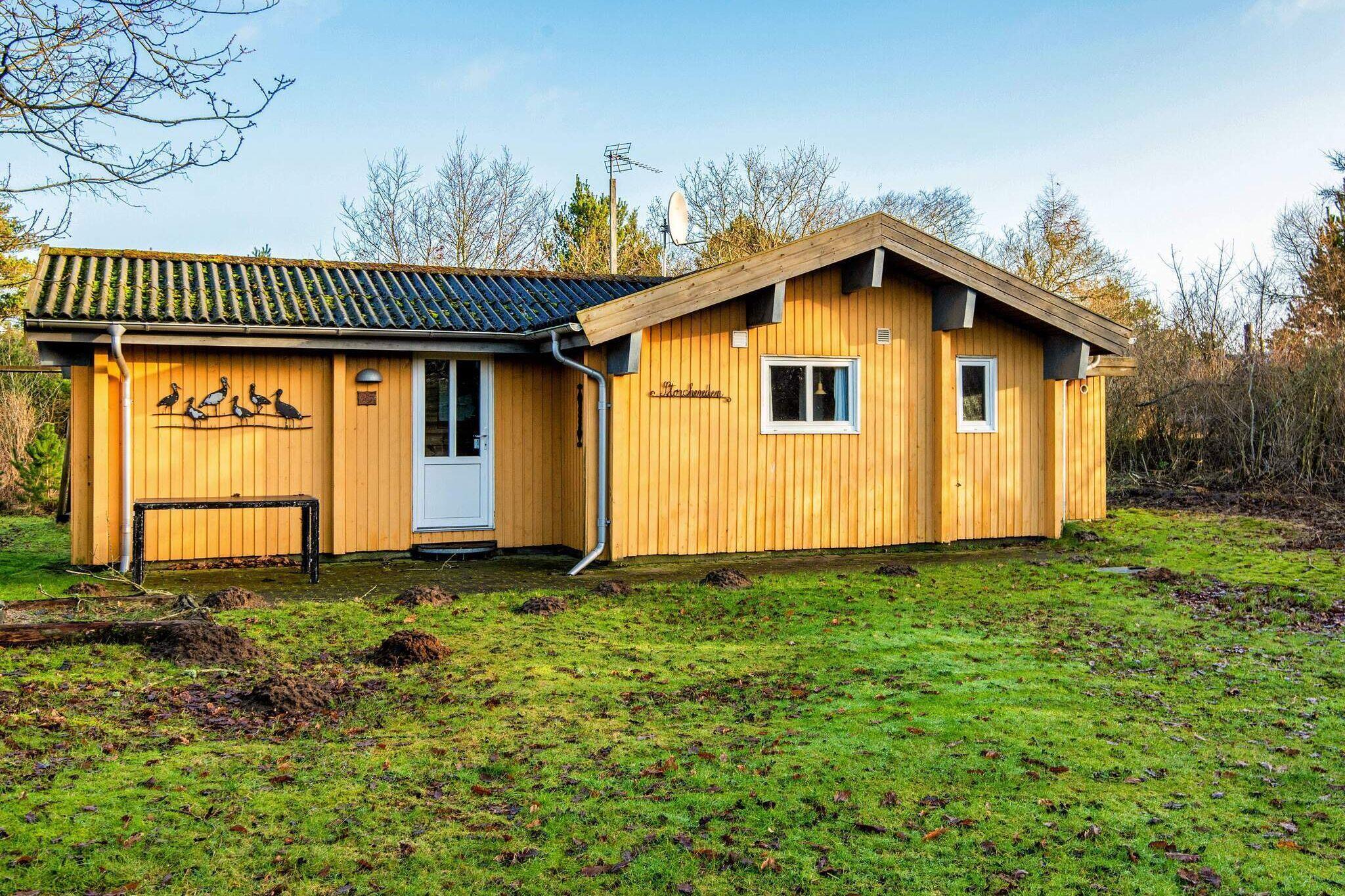 Sommerhus til 4 personer ved Skjern