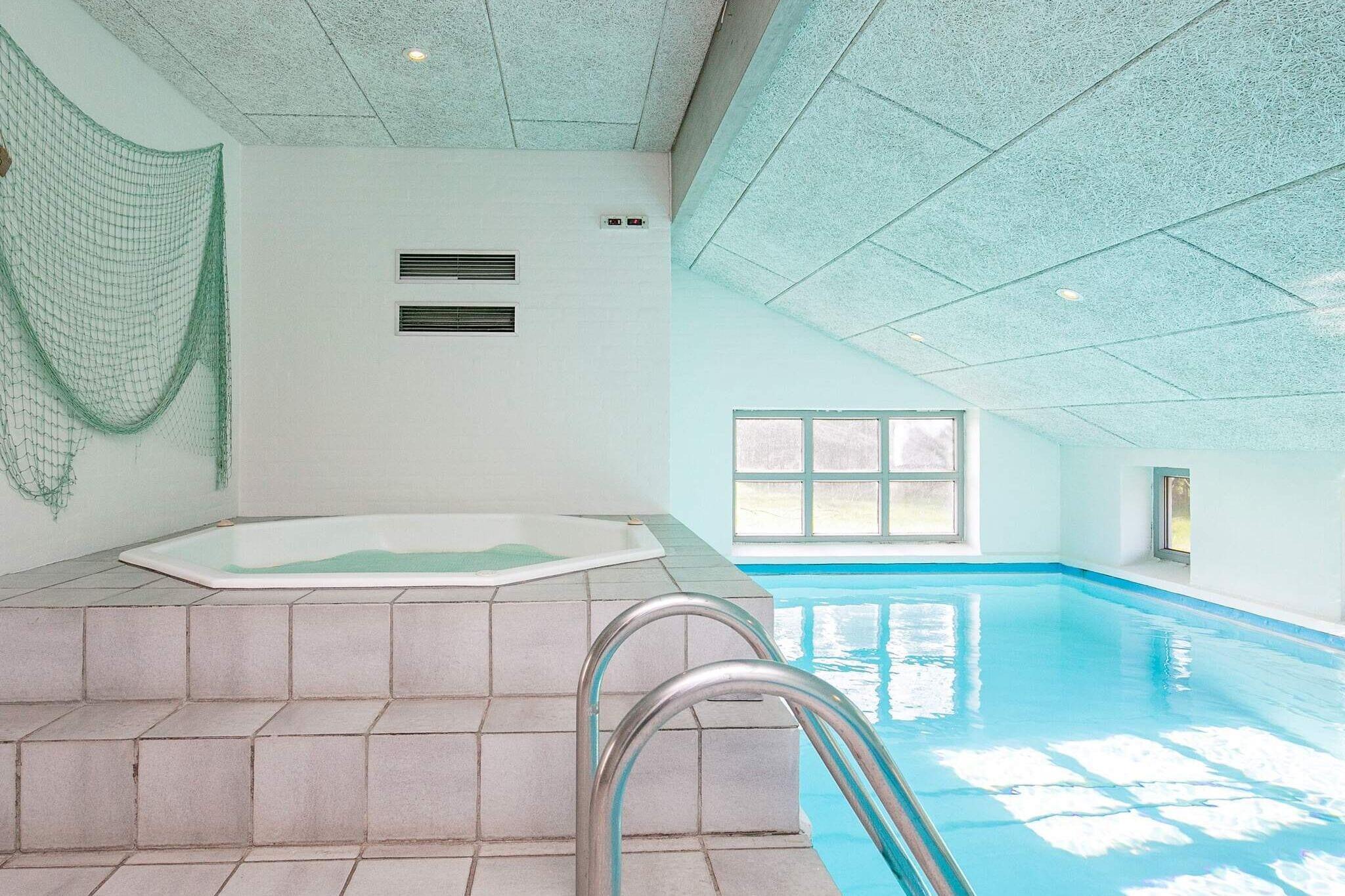 Sommerhus til 10 personer ved Blåvand