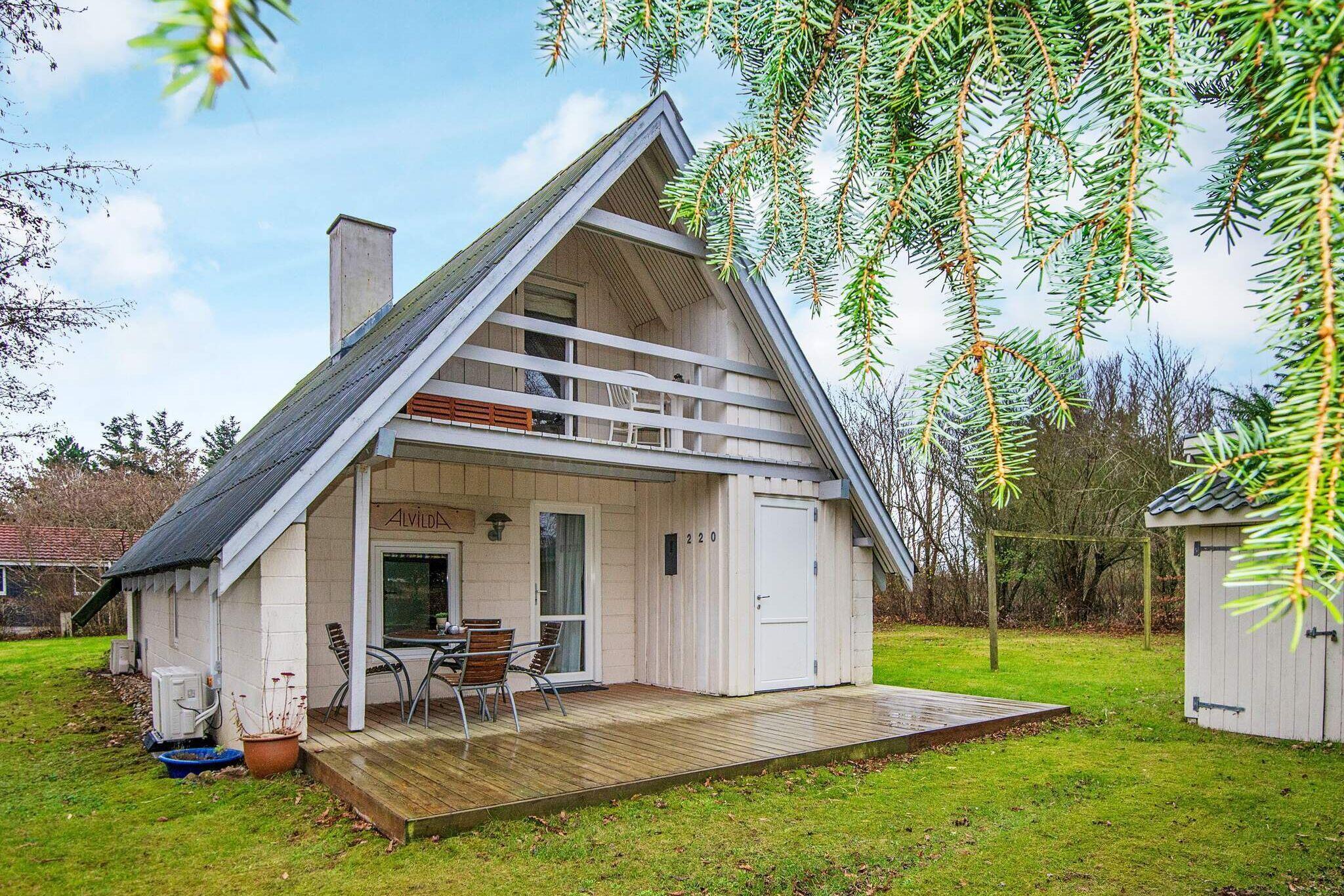 Sommerhus til 8 personer ved Ulfborg