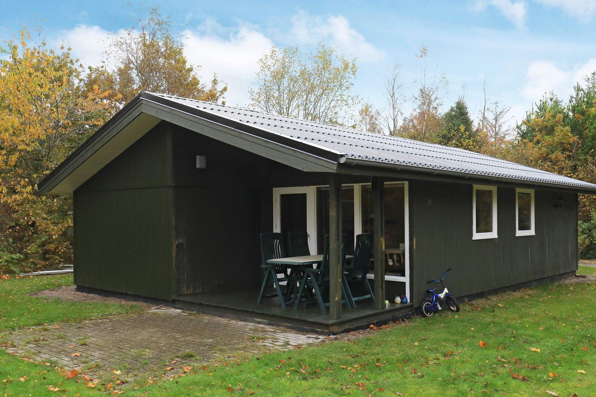 Sommerhus til 5 personer ved Asaa