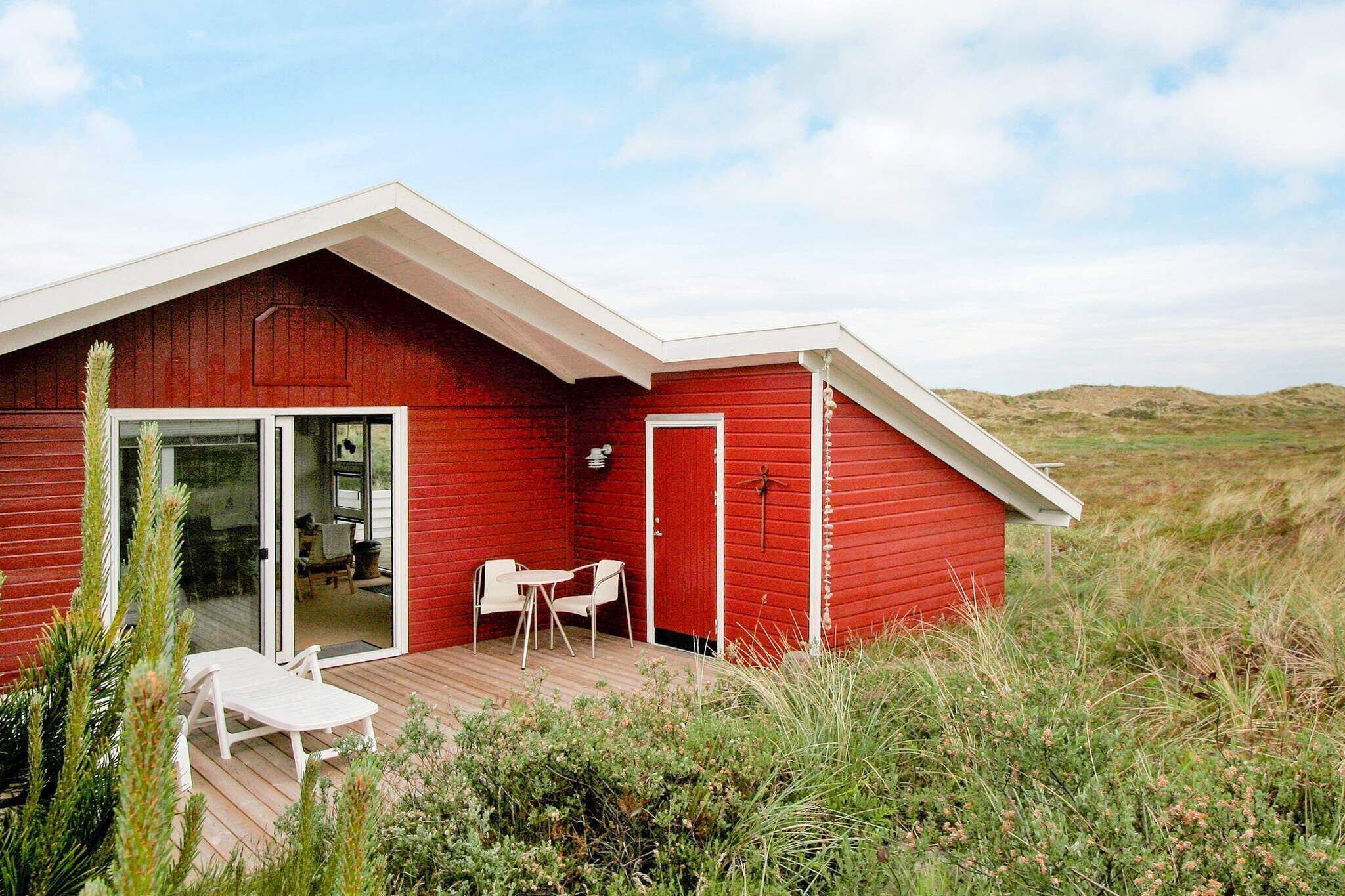 Sommerhus til 4 personer ved Frøstrup