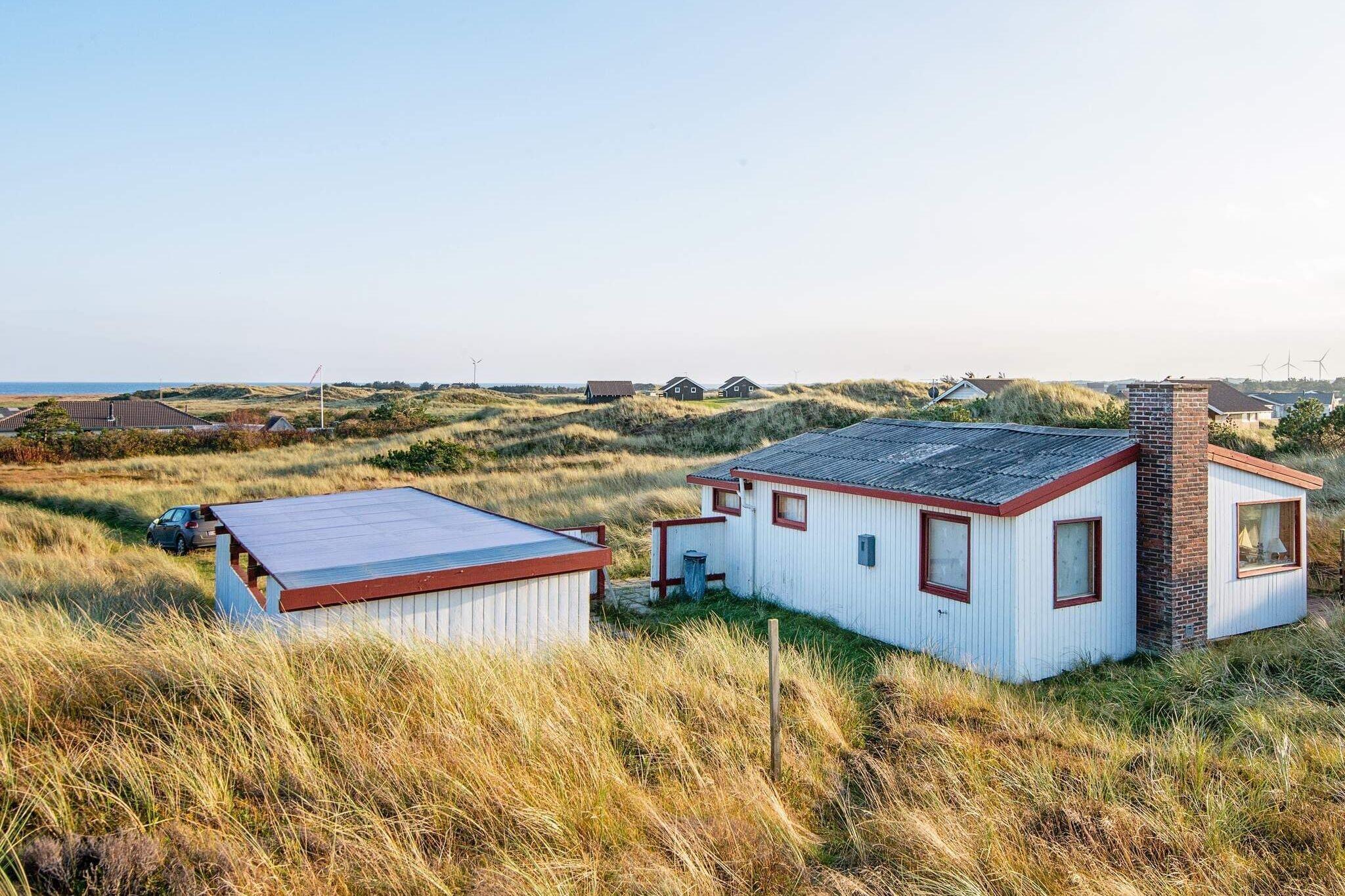 Sommerhus til 5 personer ved Hvide Sande