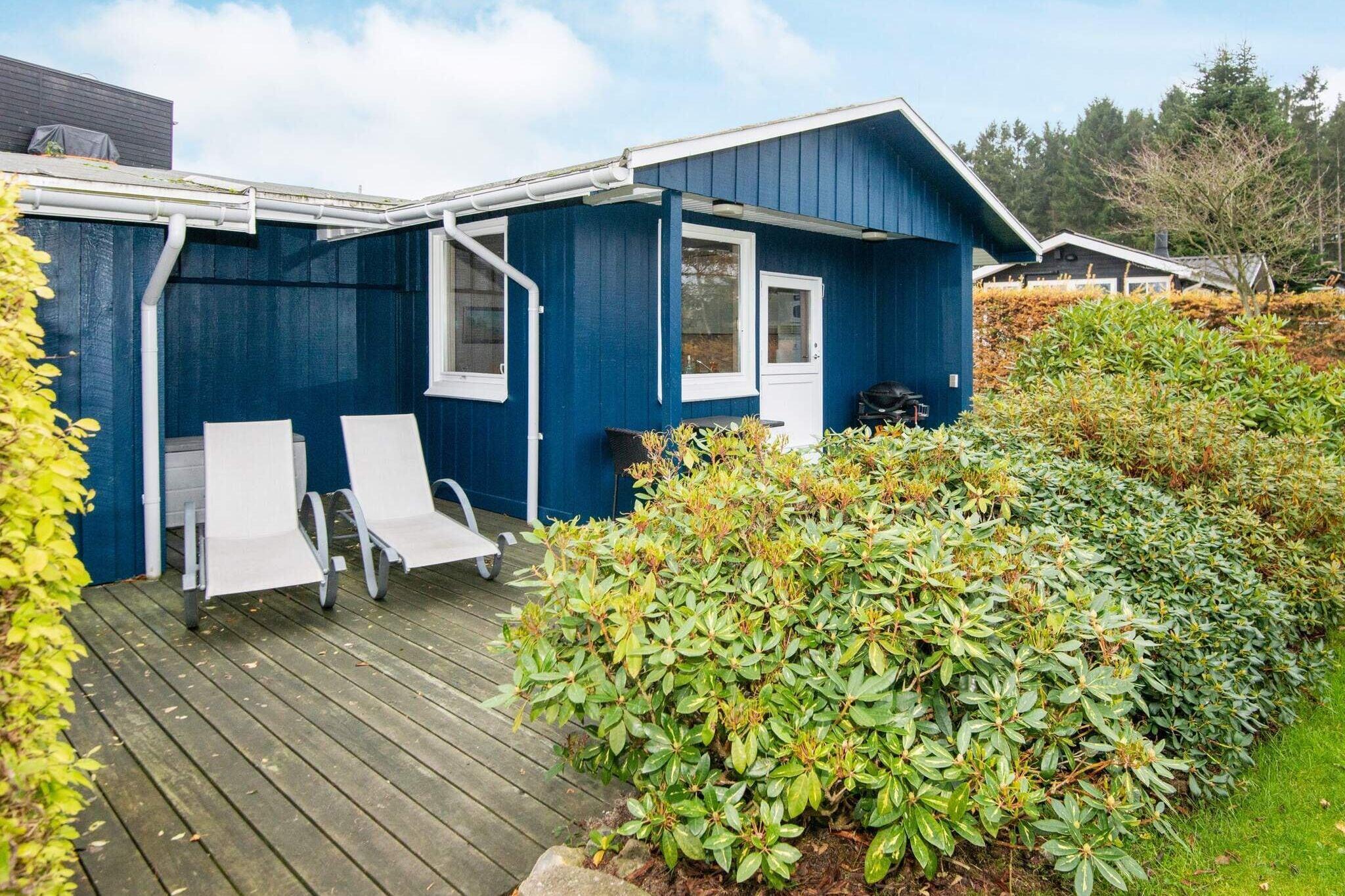 Sommerhus til 7 personer ved Børkop