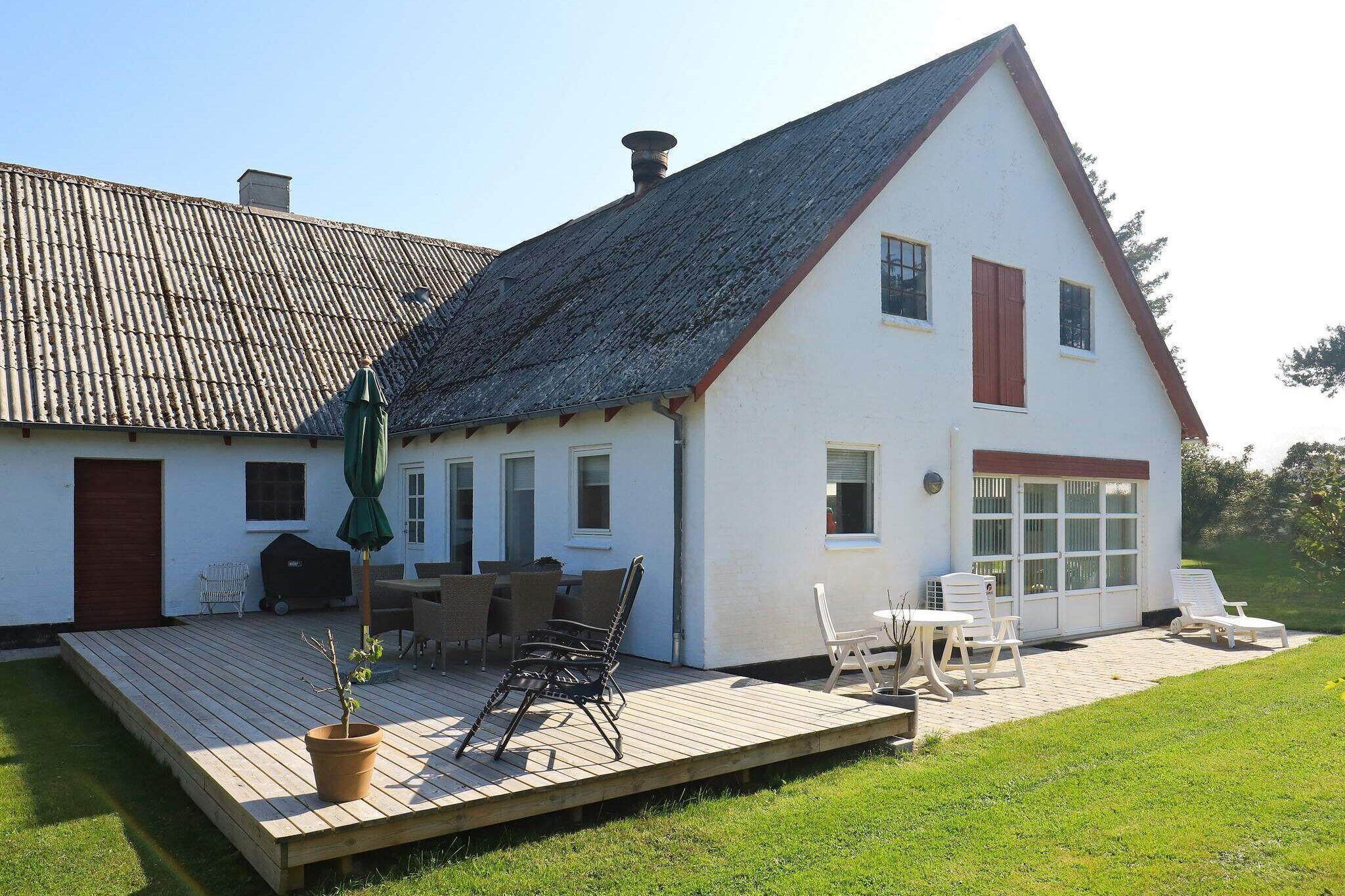 Sommerhus til 4 personer ved Hjørring