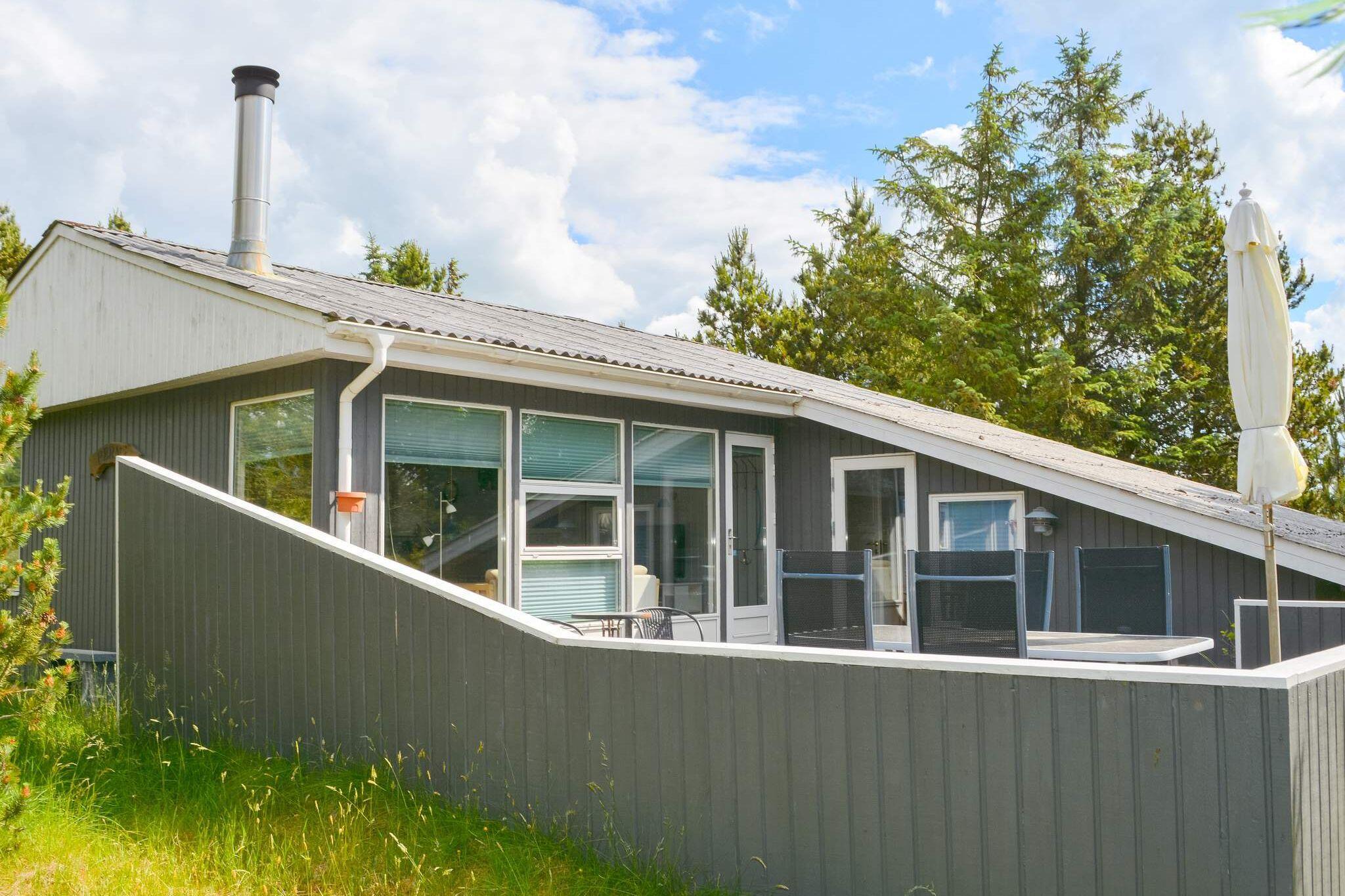 Sommerhus til 6 personer ved Blokhus