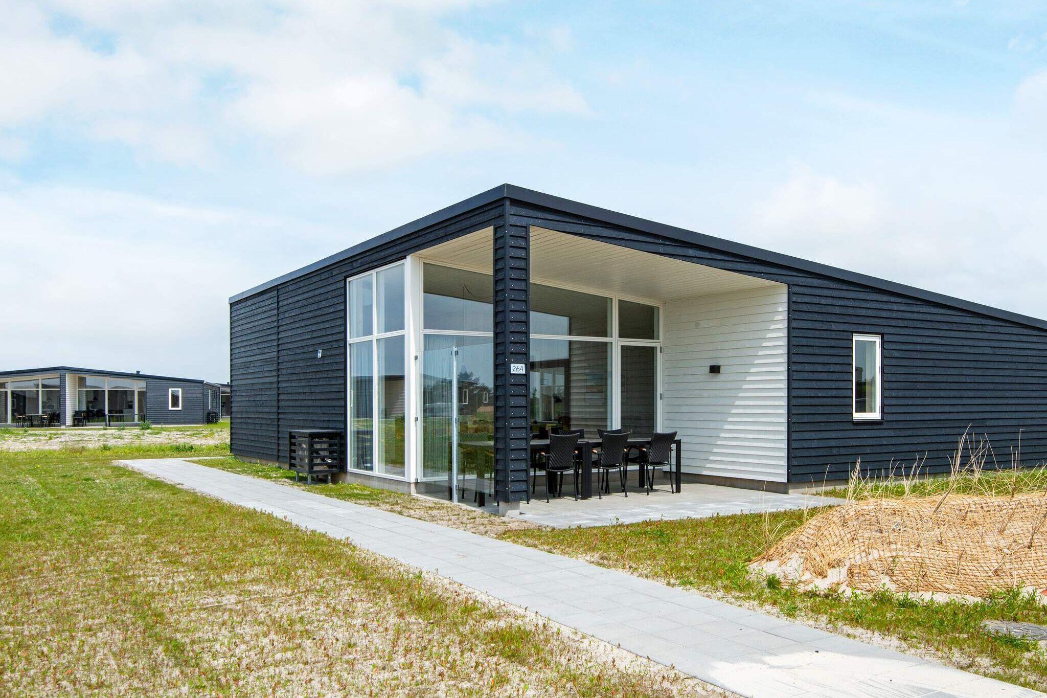 Sommerhus til 8 personer ved Ringkøbing