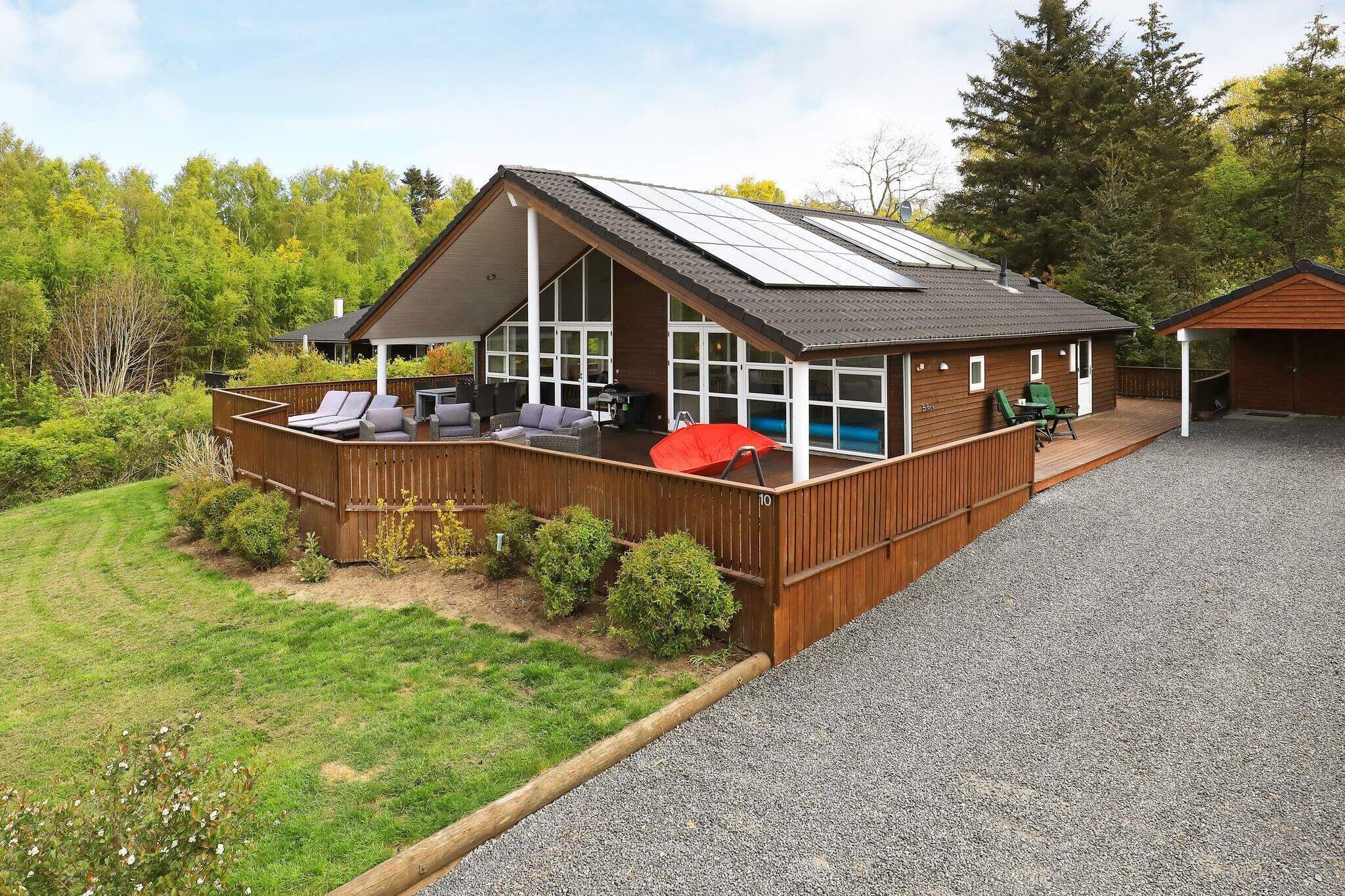 Sommerhus til 6 personer ved Skals