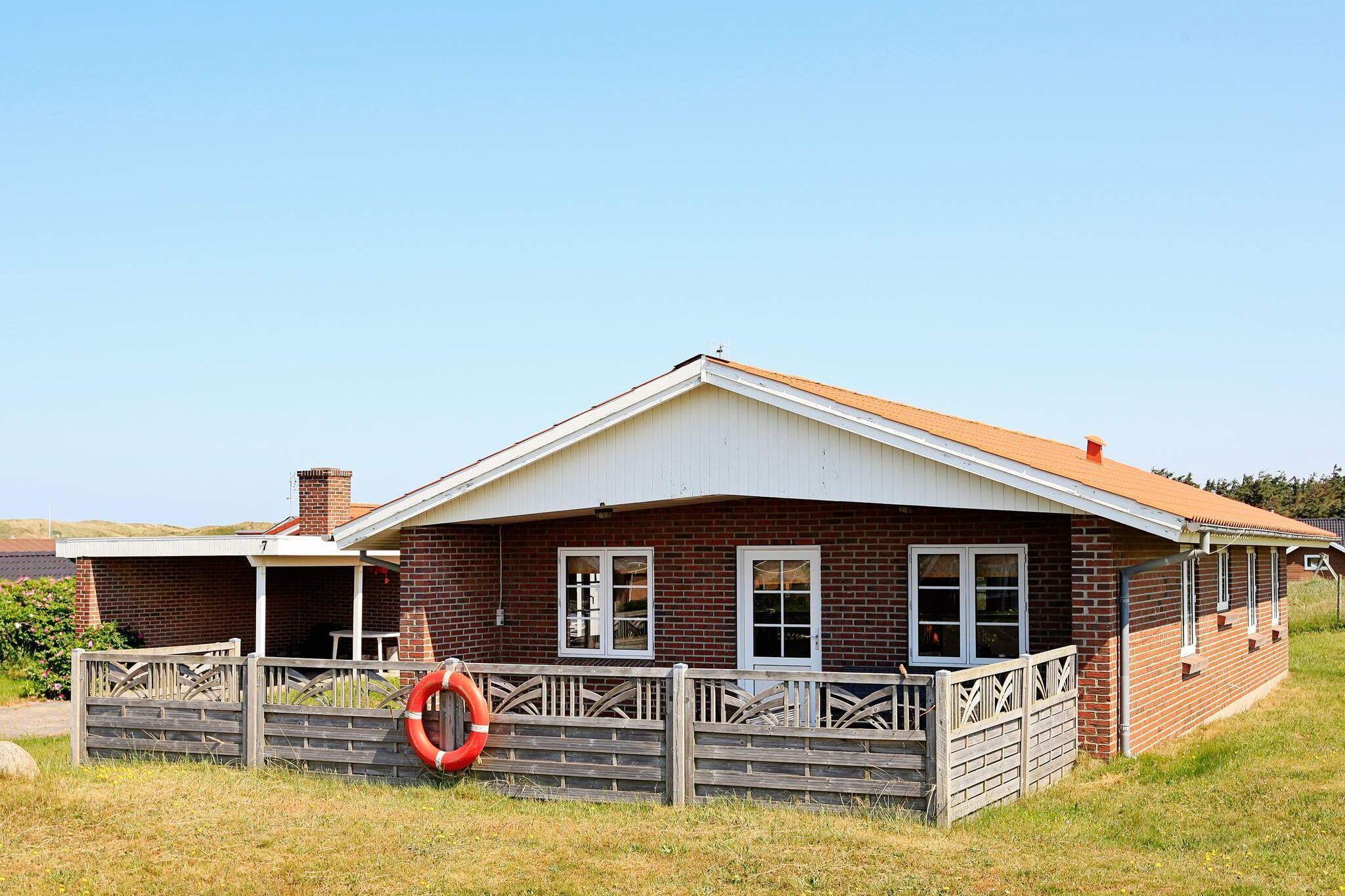 Sommerhus til 6 personer ved Harboøre