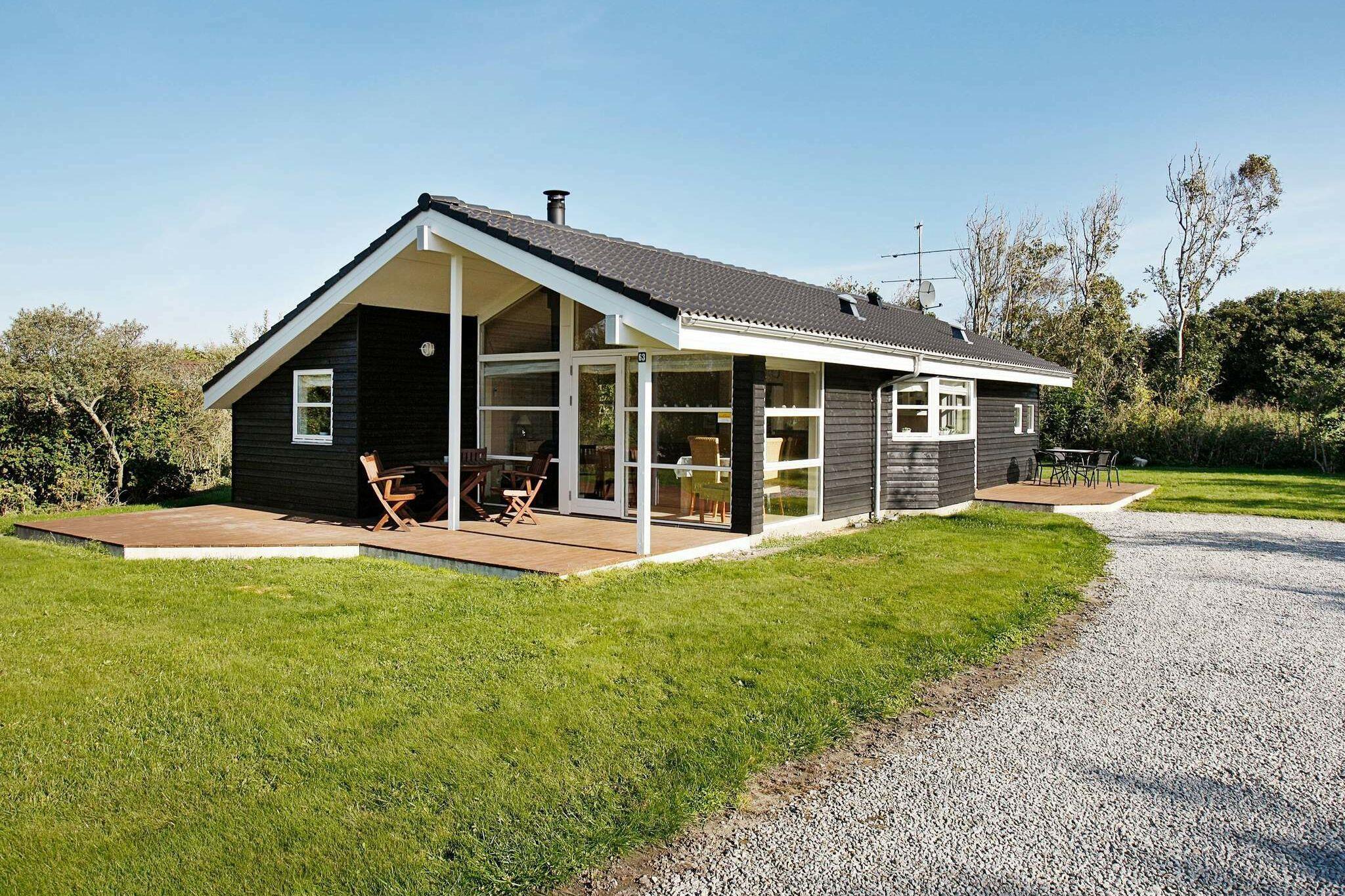 Sommerhus til 8 personer ved Vestervig
