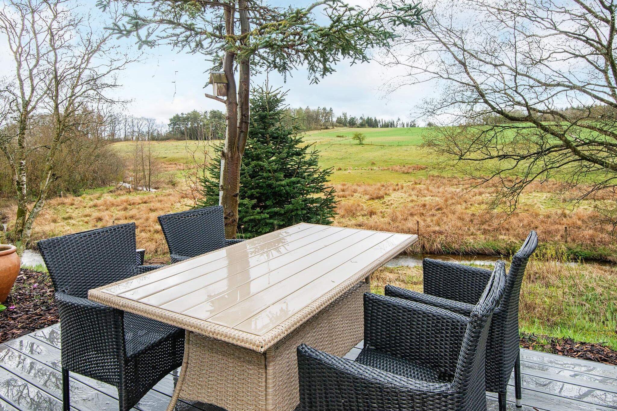 Sommerhus til 6 personer ved Holstebro