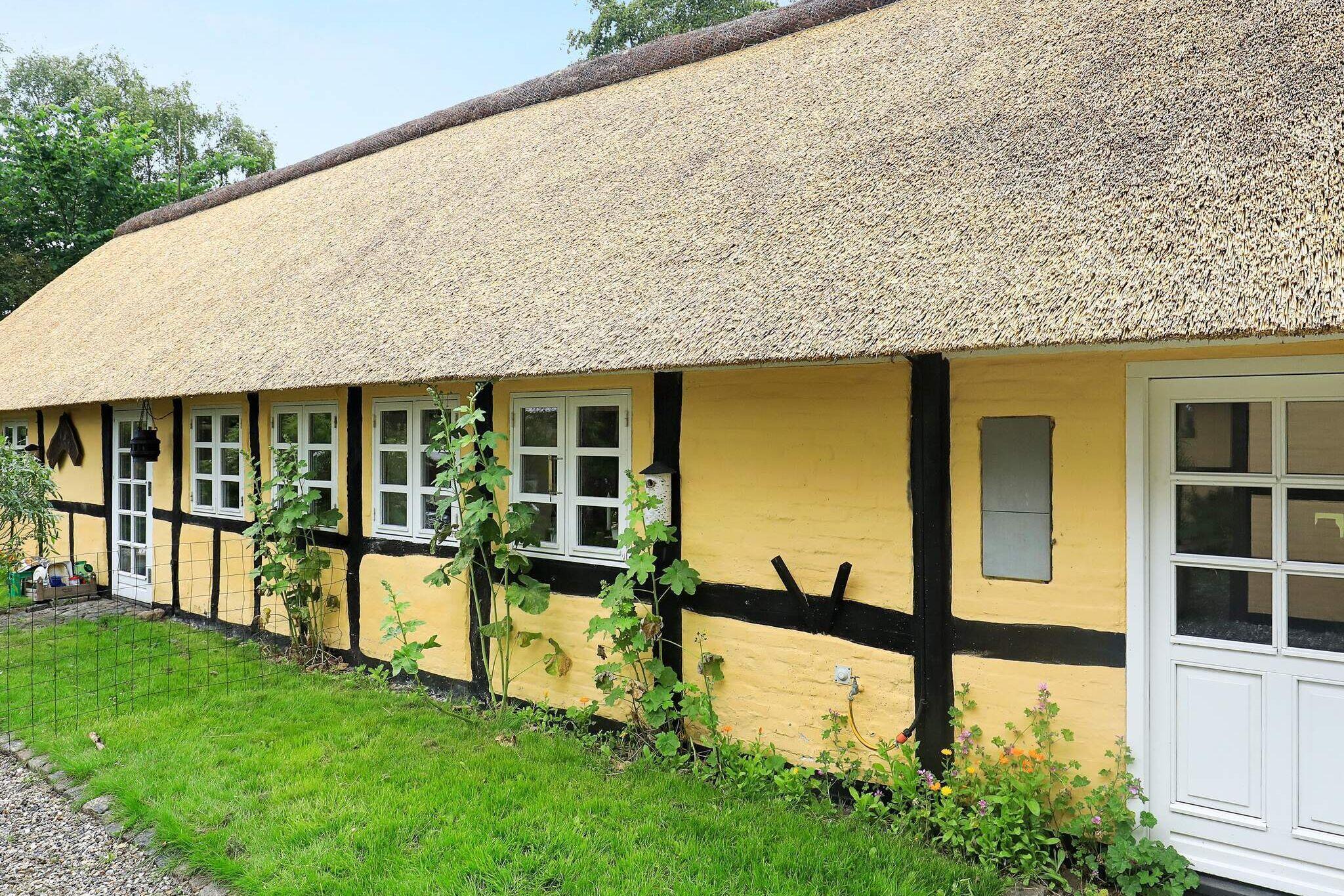 Sommerhus til 4 personer ved Asaa