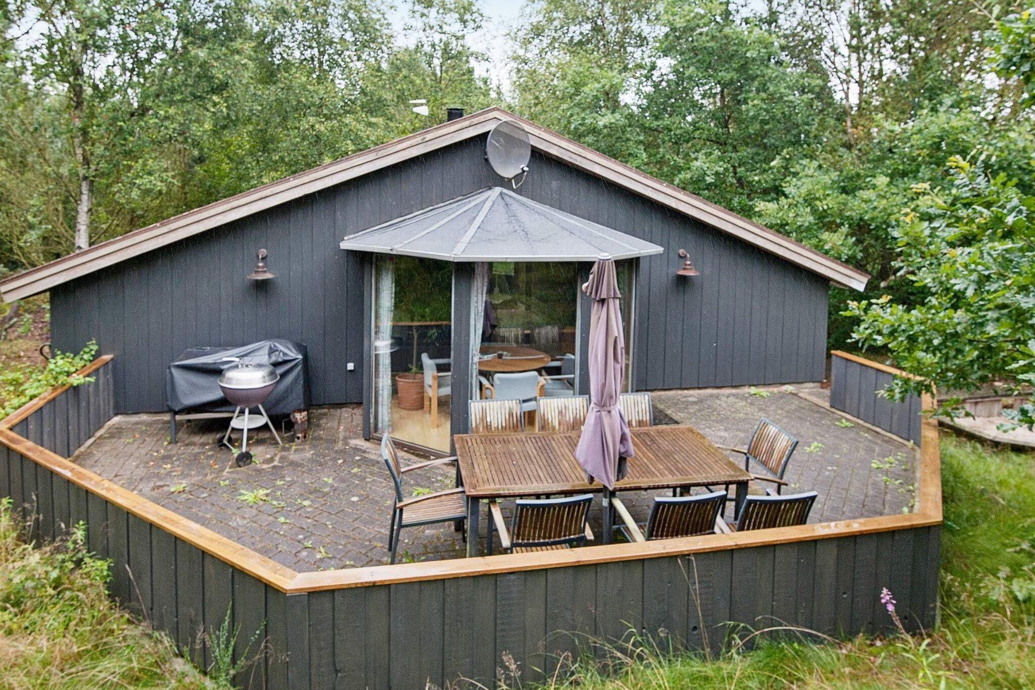 Sommerhus til 8 personer ved Herning