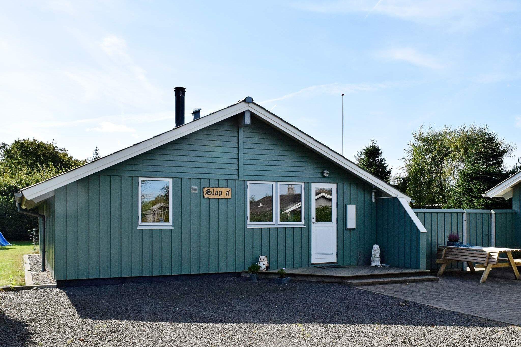 Sommerhus til 4 personer ved Ulfborg