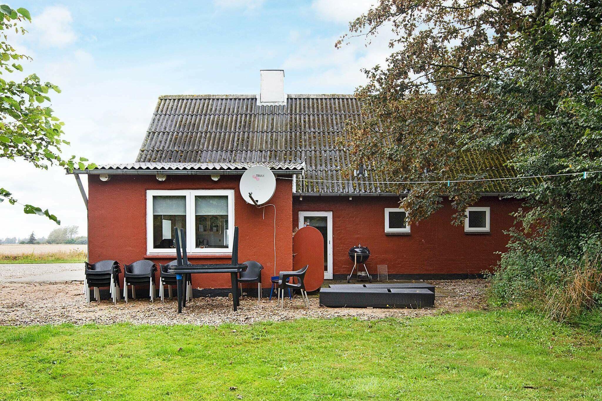 Sommerhus til 12 personer ved Bredebro