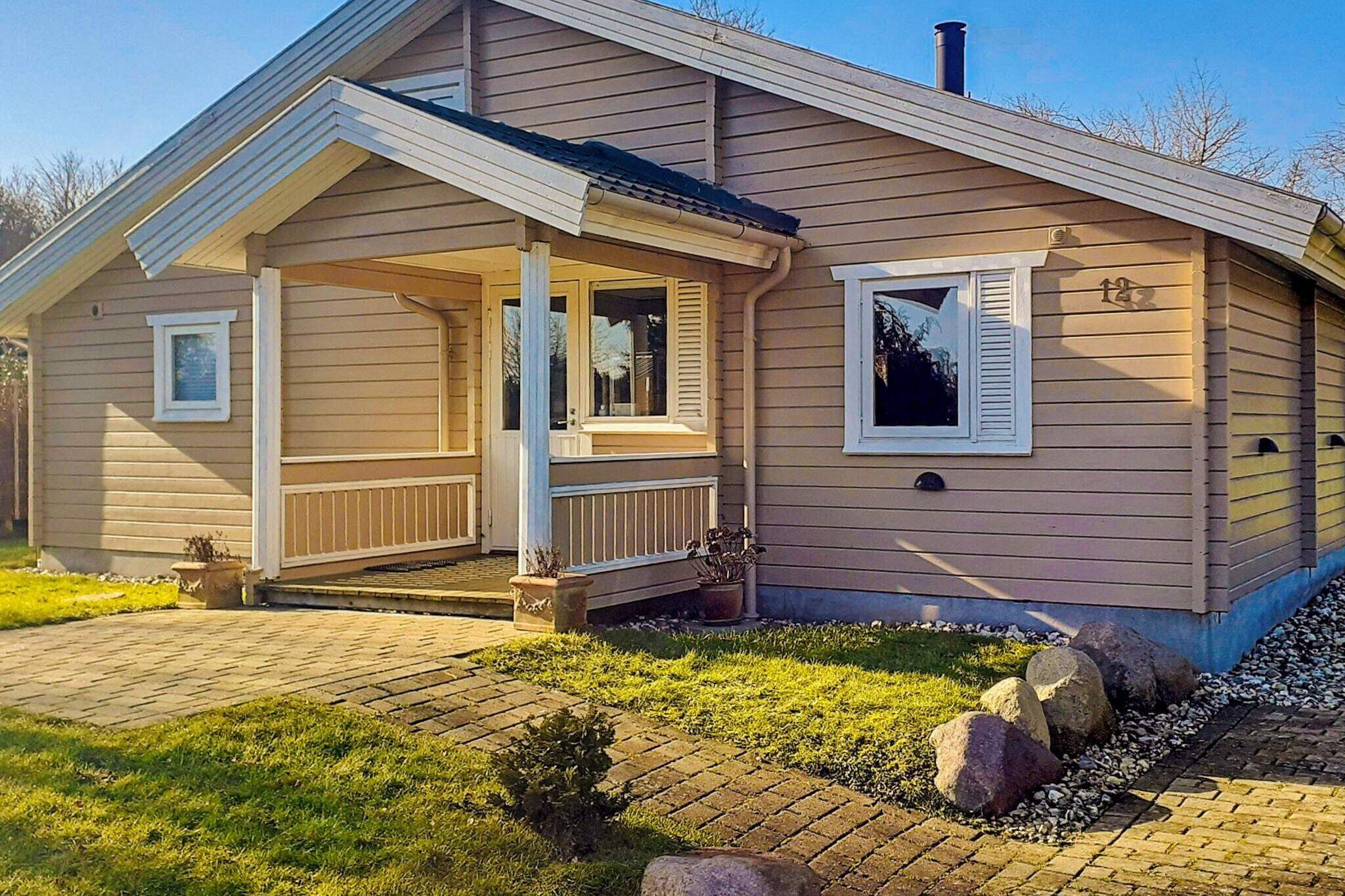 Sommerhus til 6 personer ved Faxe Ladeplads
