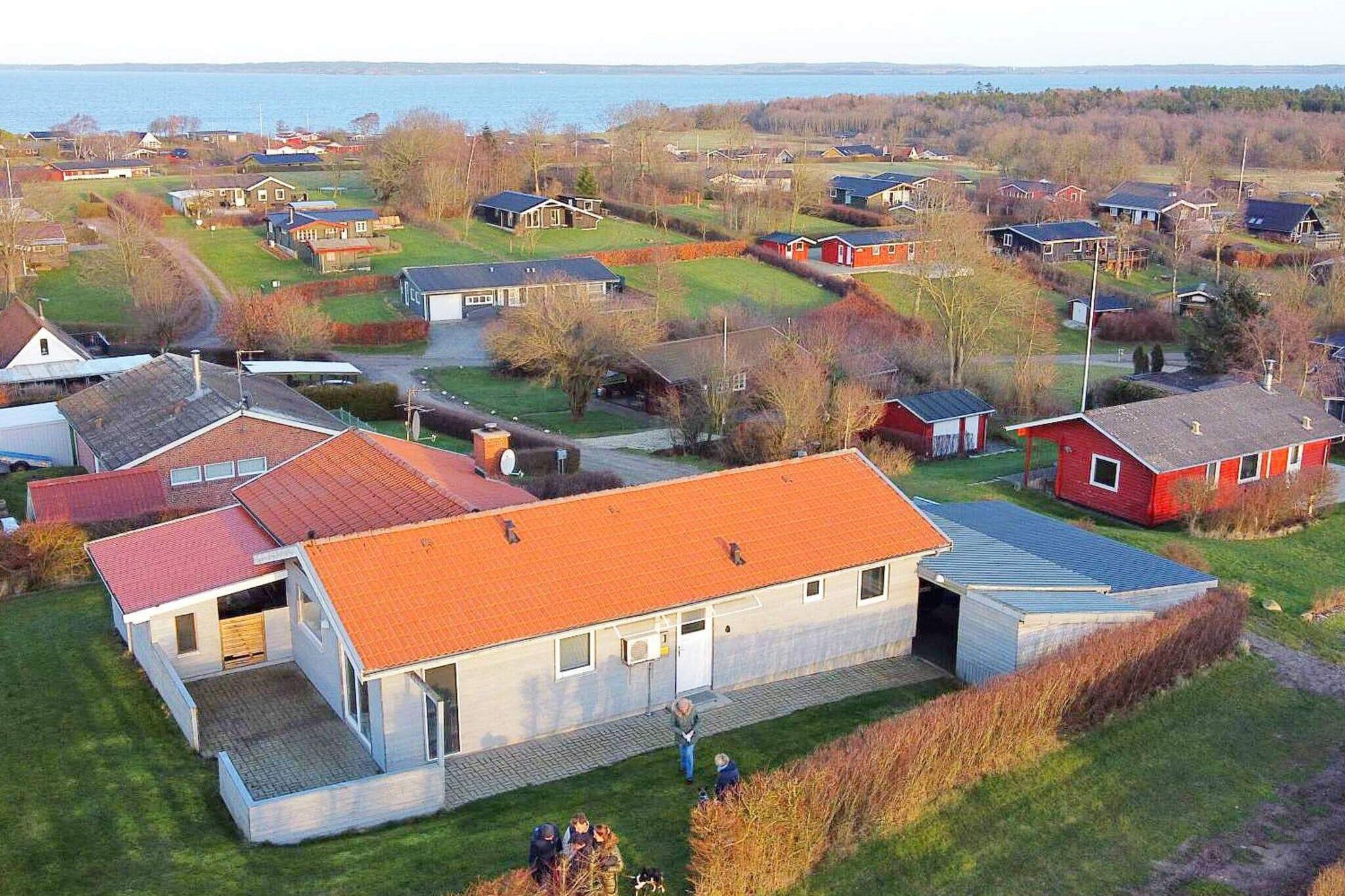 Sommerhus til 10 personer ved Roslev