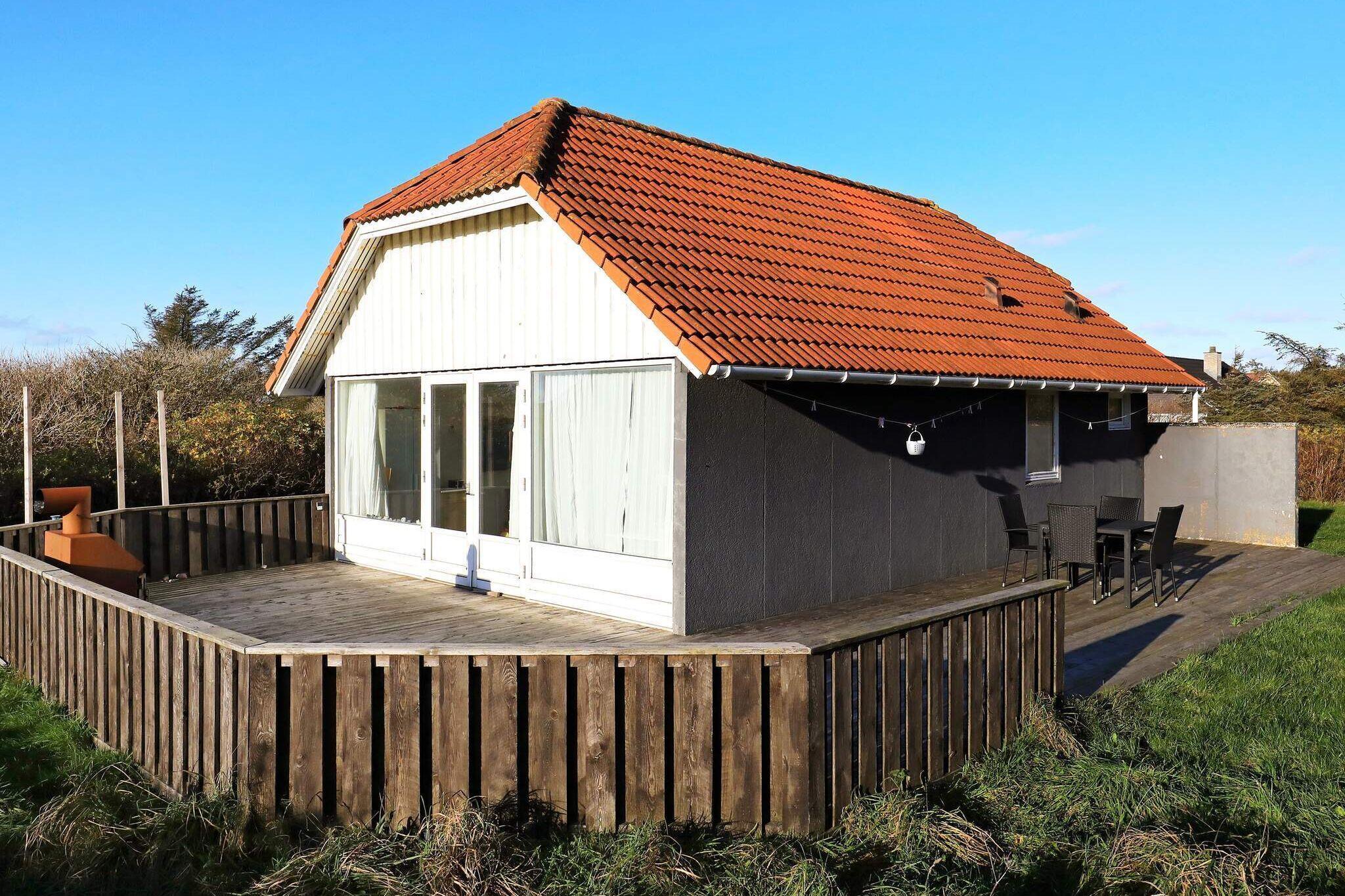Sommerhus til 5 personer ved Hjørring