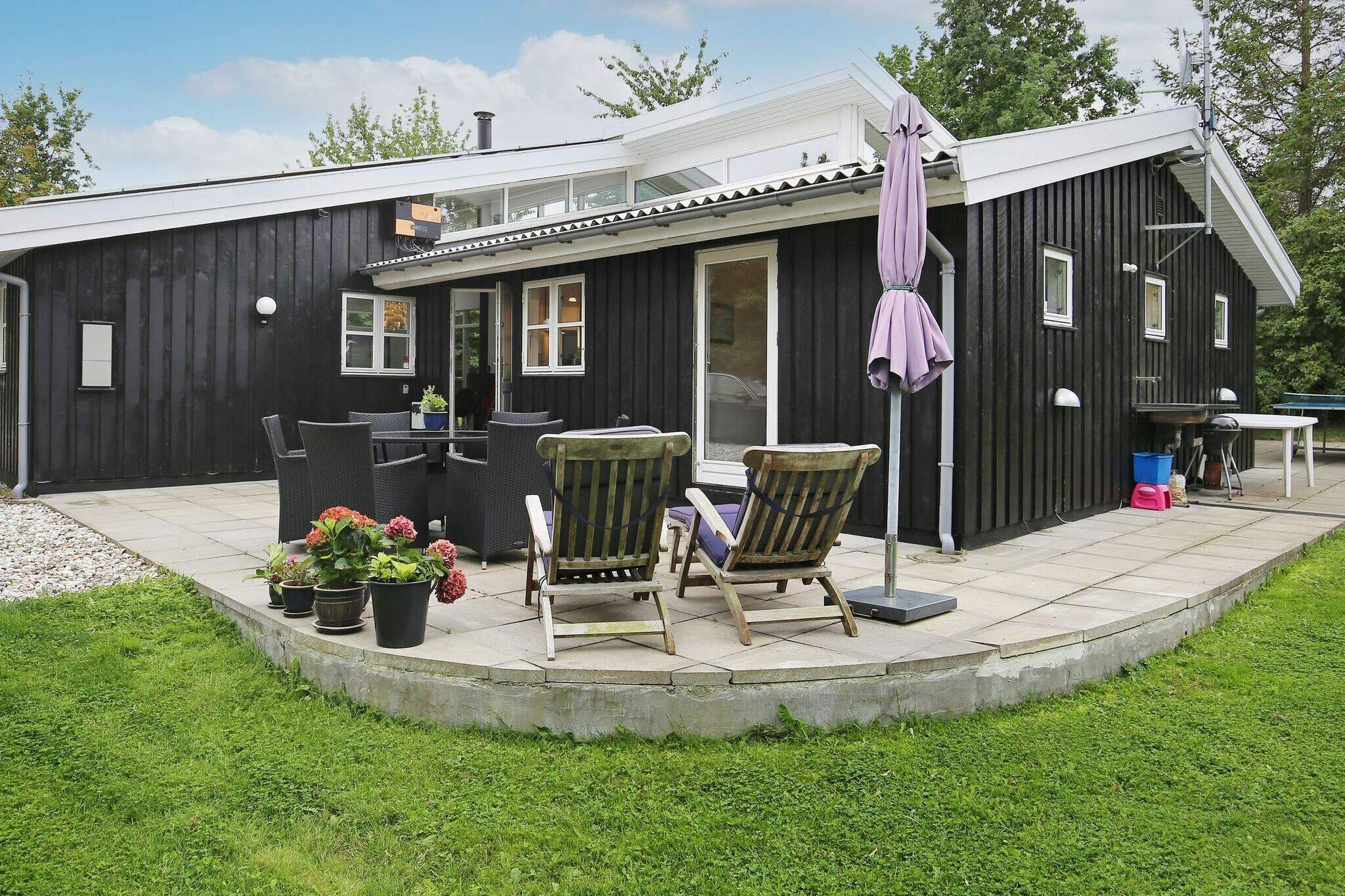 Sommerhus til 8 personer ved Græsted
