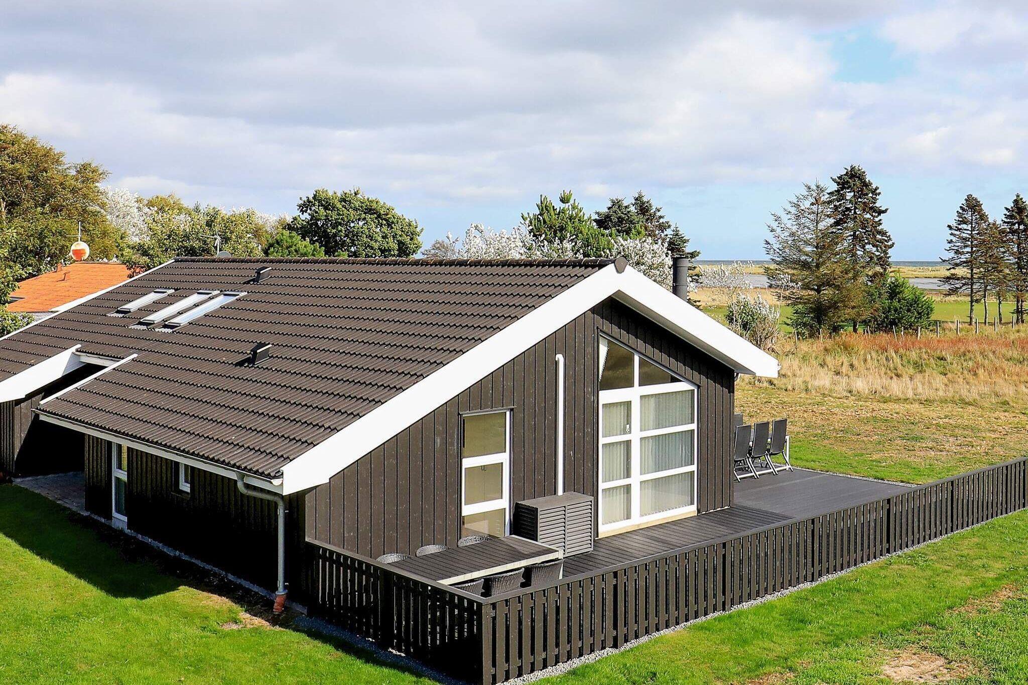 Sommerhus til 8 personer ved Hals