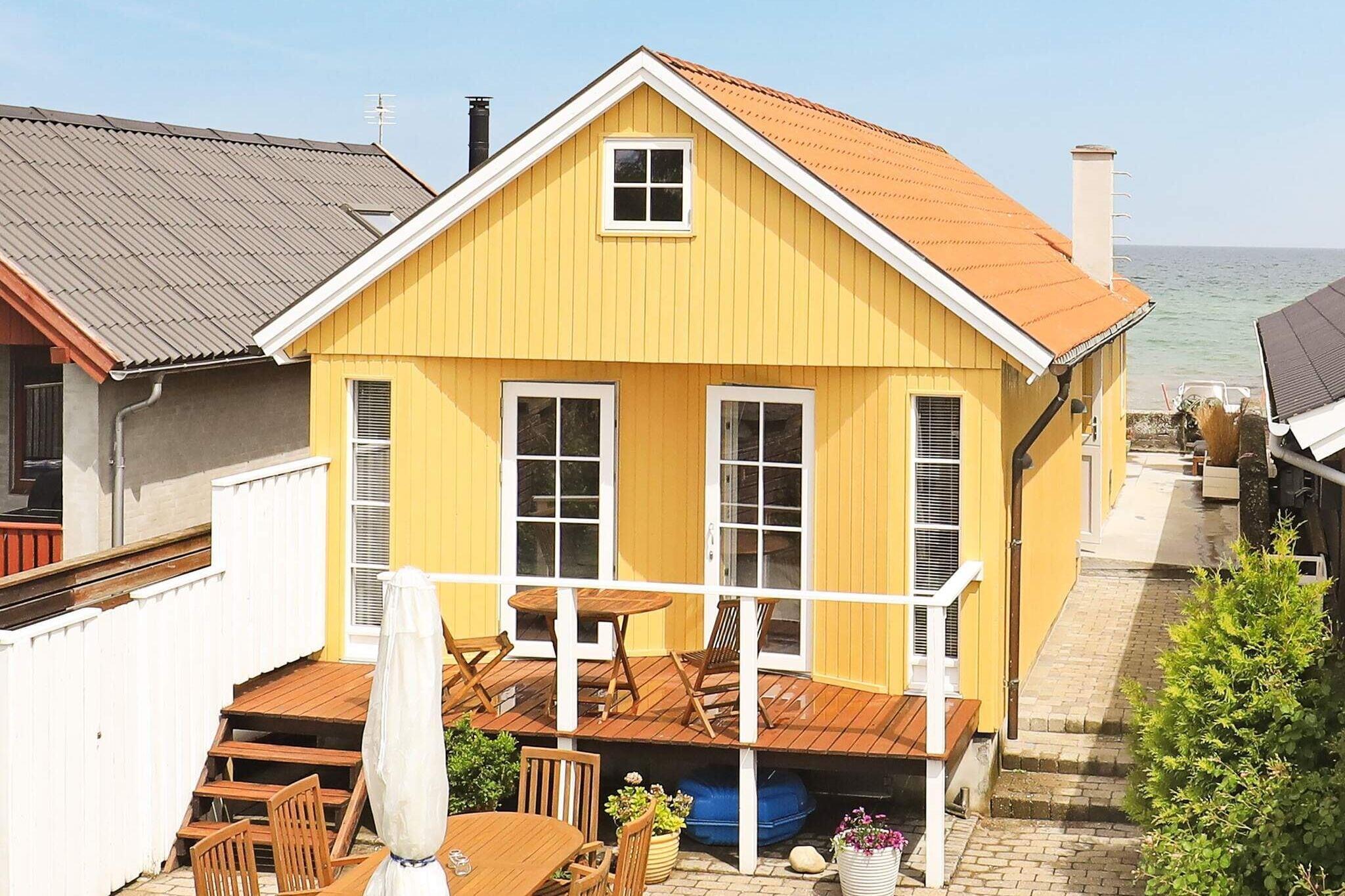 Sommerhus til 6 personer ved Otterup