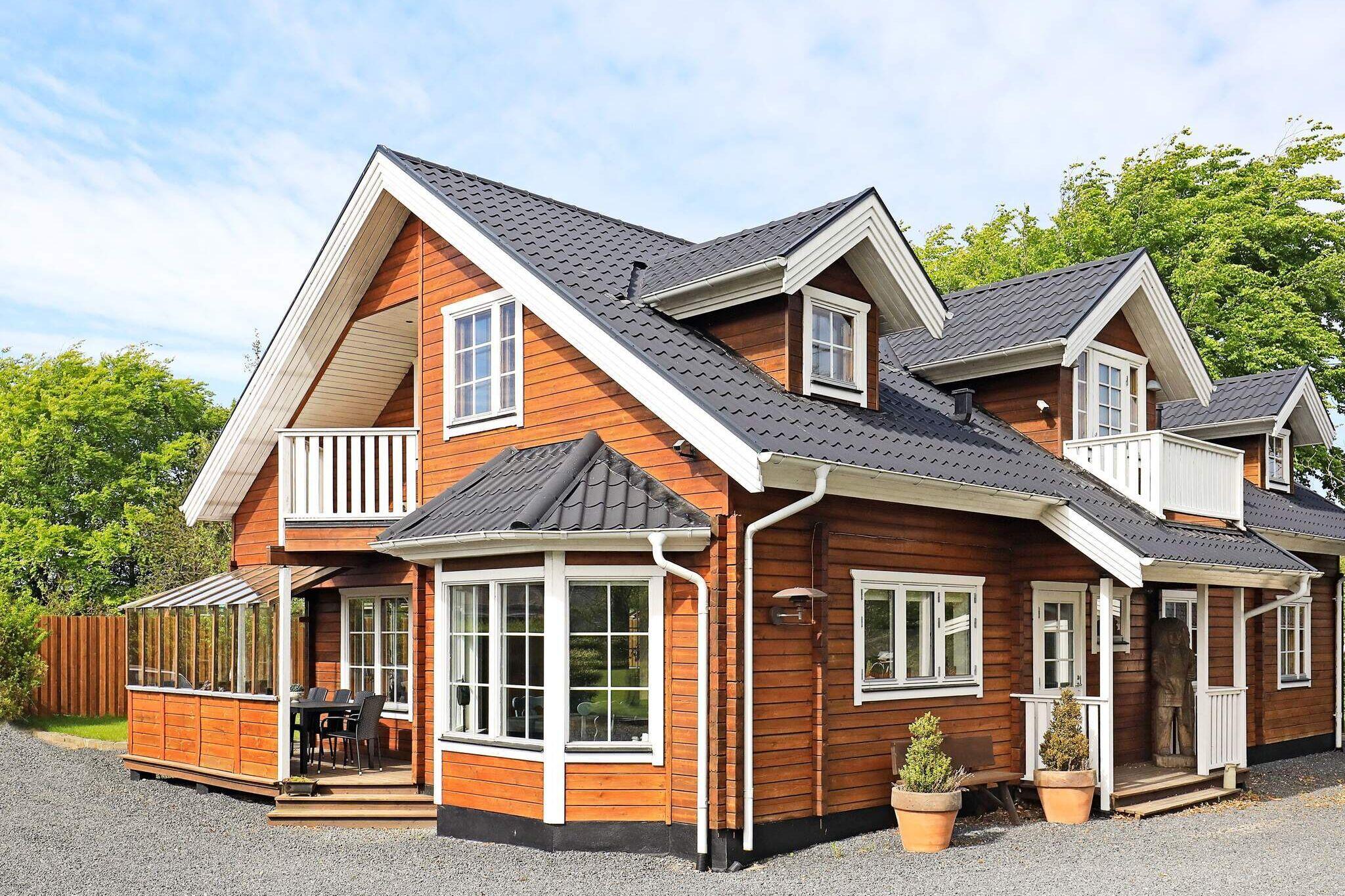 Sommerhus til 8 personer ved Pandrup