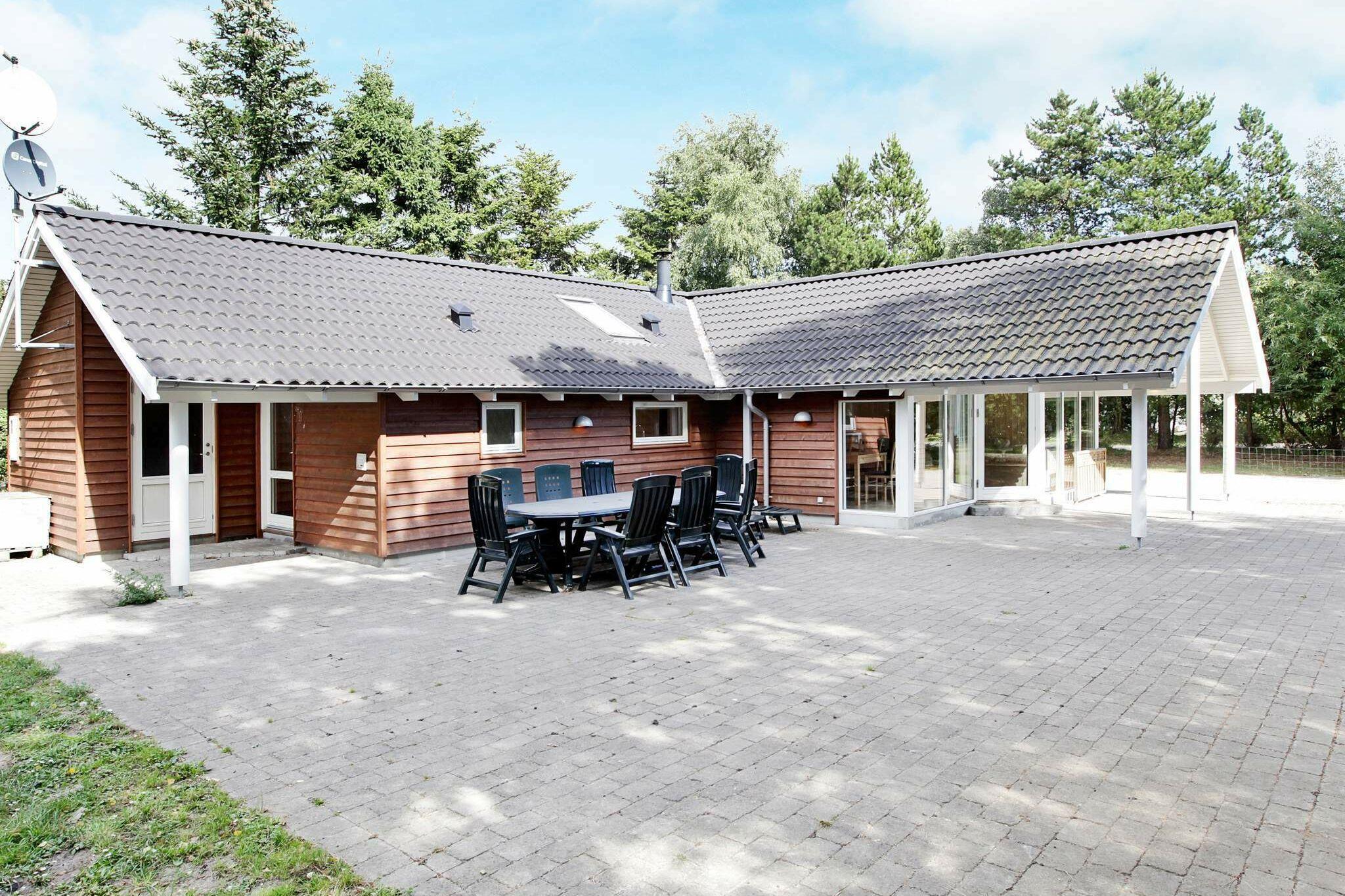 Sommerhus til 12 personer ved Rødby