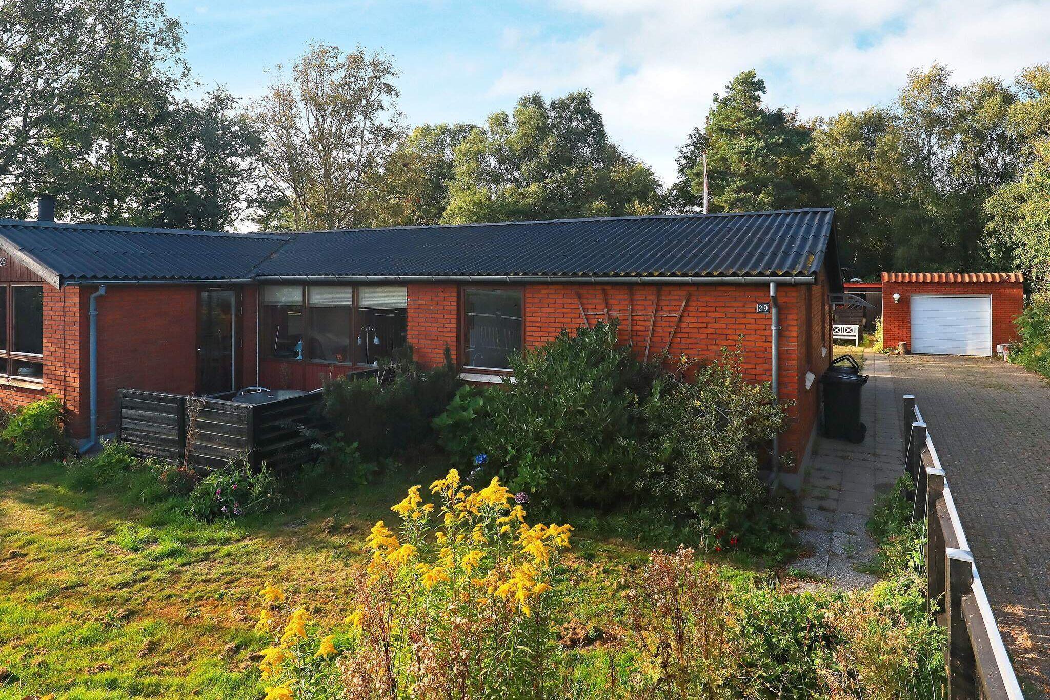 Sommerhus til 10 personer ved Ålbæk
