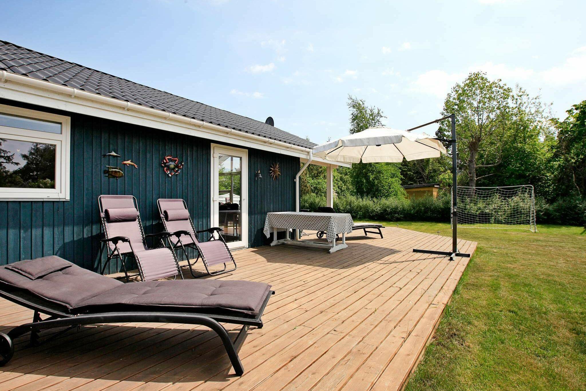 Sommerhus til 8 personer ved Juelsminde