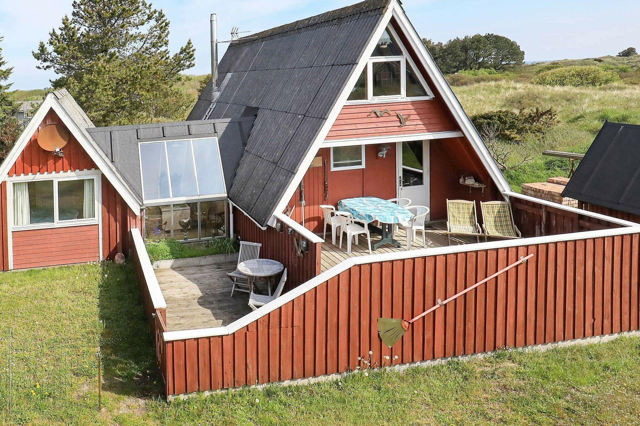 Sommerhus til 6 personer ved Hirtshals