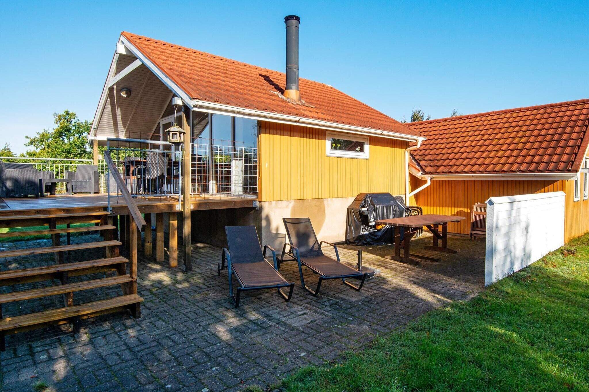Sommerhus til 10 personer ved Skjern