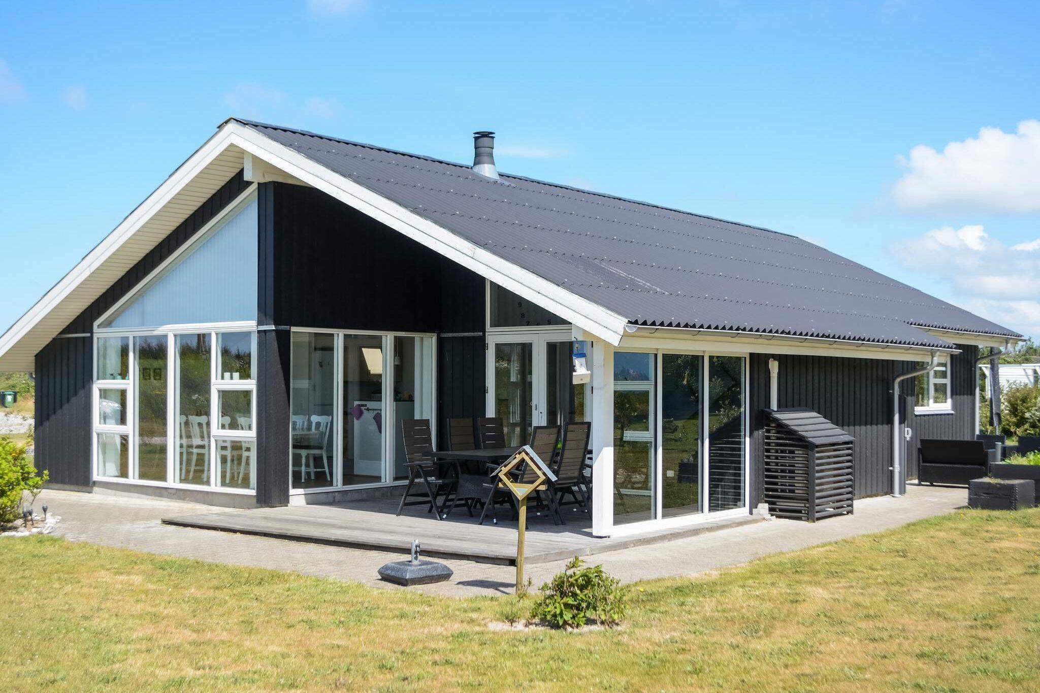 Sommerhus til 6 personer ved Brovst