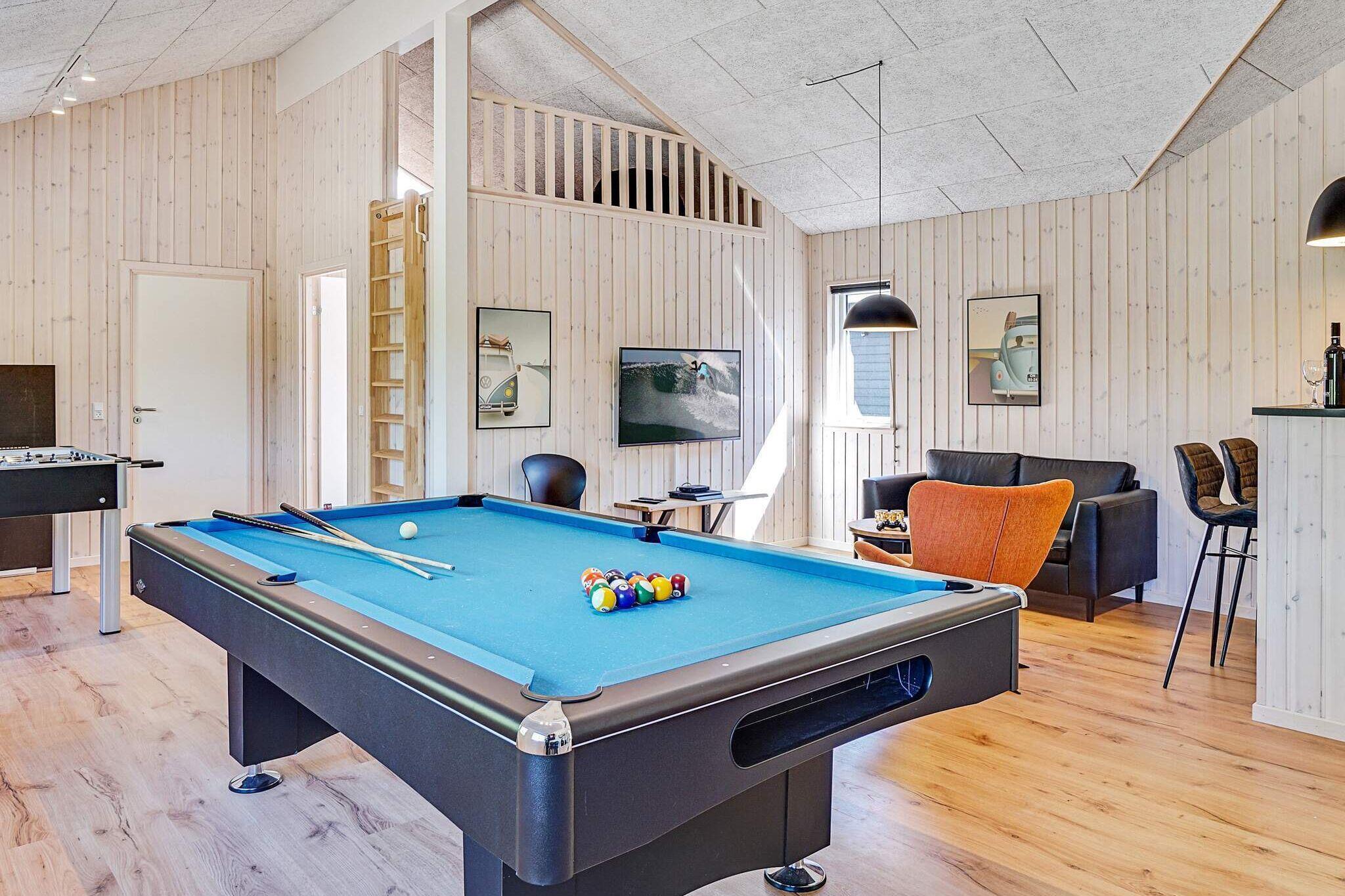 Sommerhus til 18 personer ved Fjerritslev